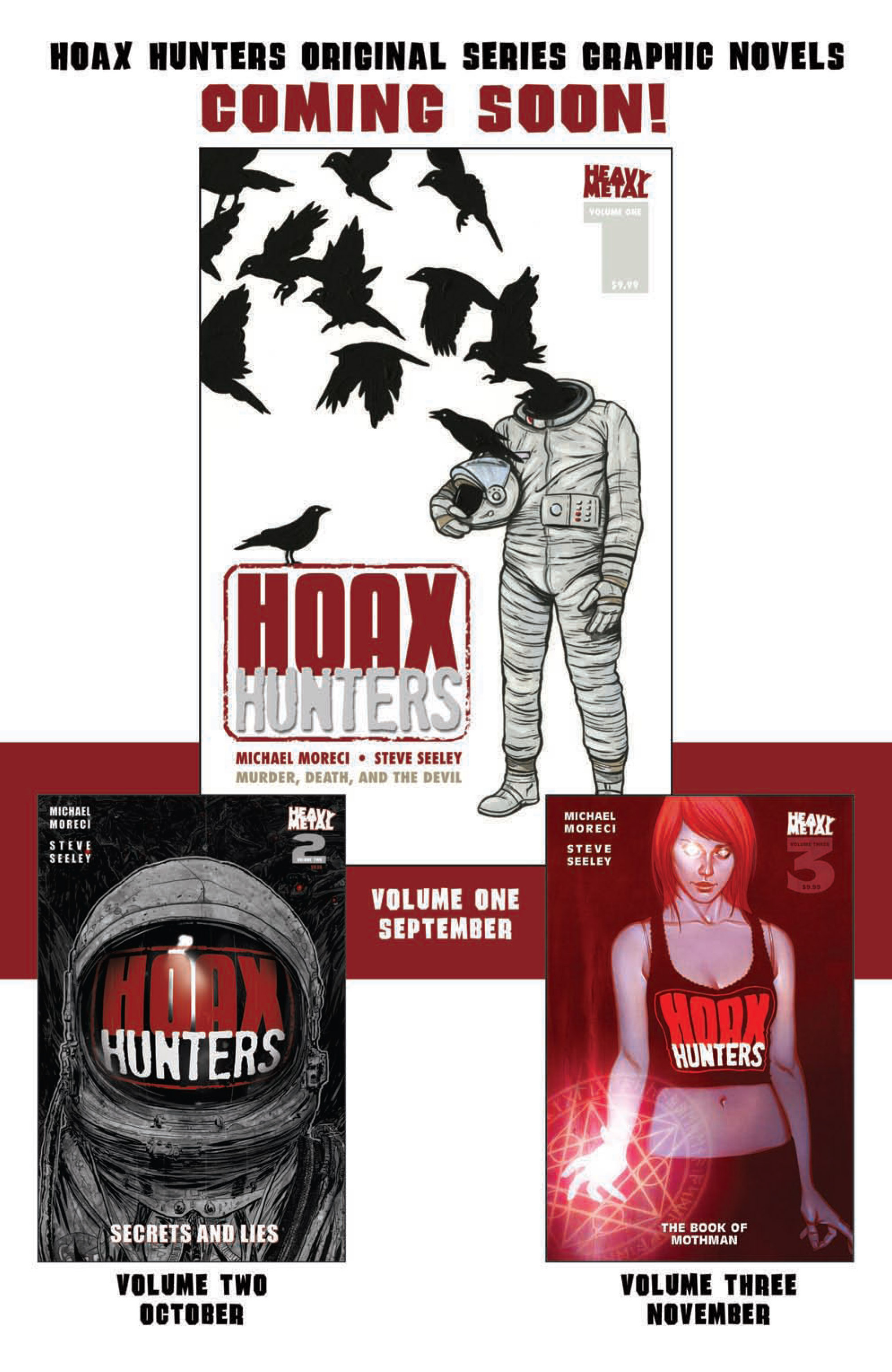 Read online Hoax Hunters (2015) comic -  Issue #5 - 25