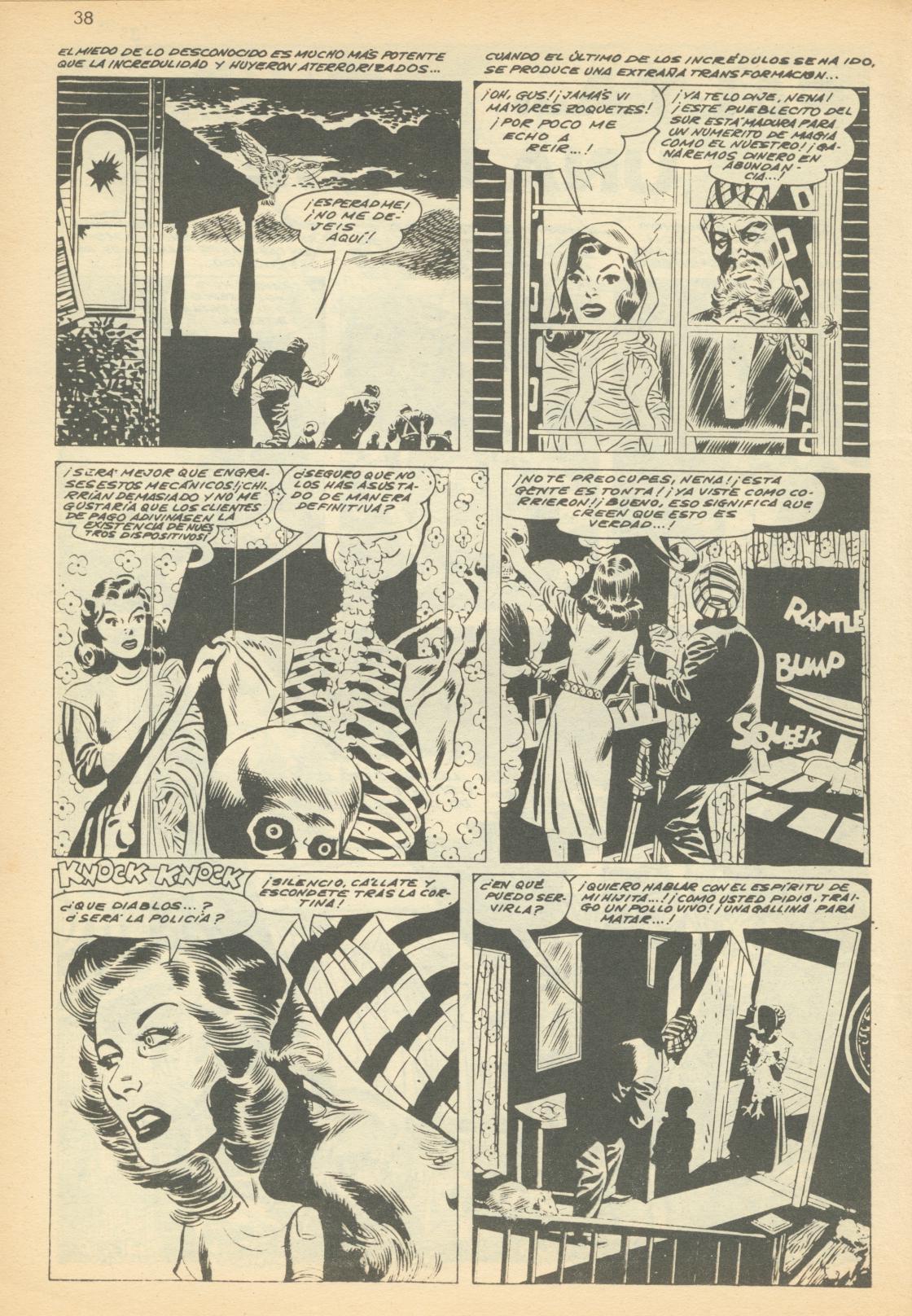 Read online Adventures into Weird Worlds comic -  Issue #12 - 11