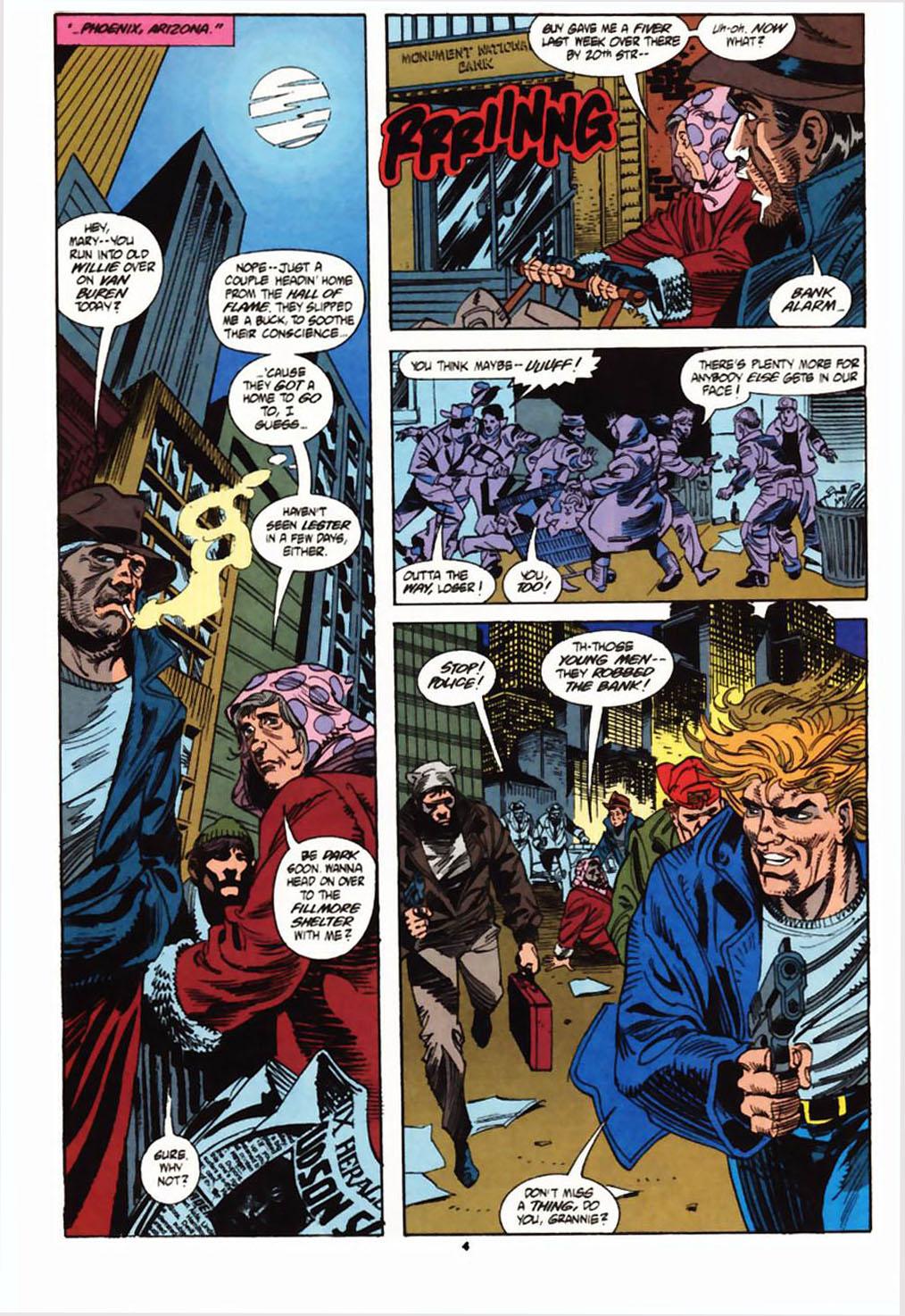 Read online Secret Defenders comic -  Issue #1 - 5