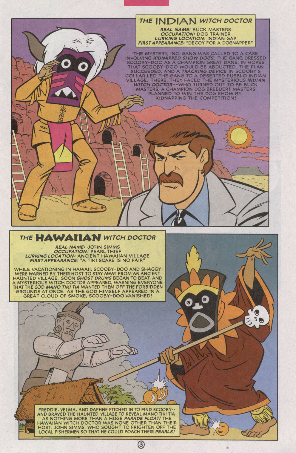 Read online Scooby-Doo (1997) comic -  Issue #74 - 5