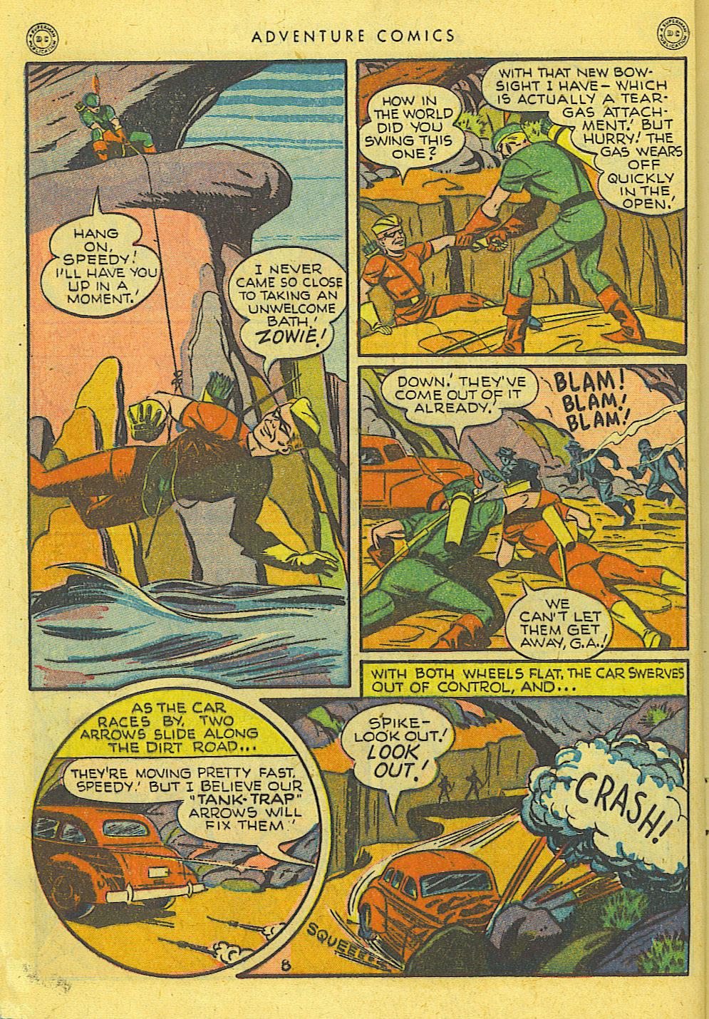 Read online Adventure Comics (1938) comic -  Issue #127 - 9