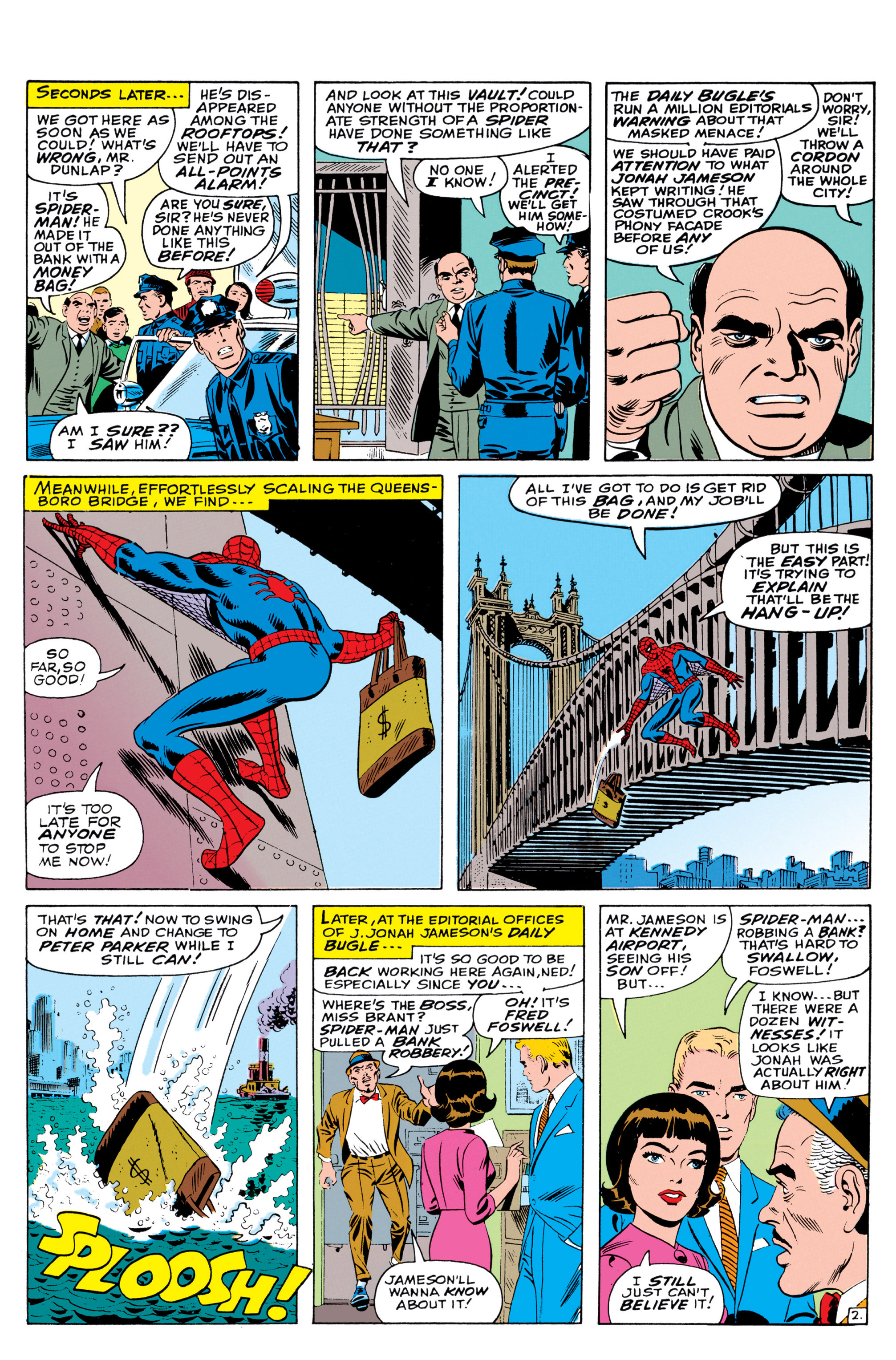 The Amazing Spider-Man (1963) 42 Page 2