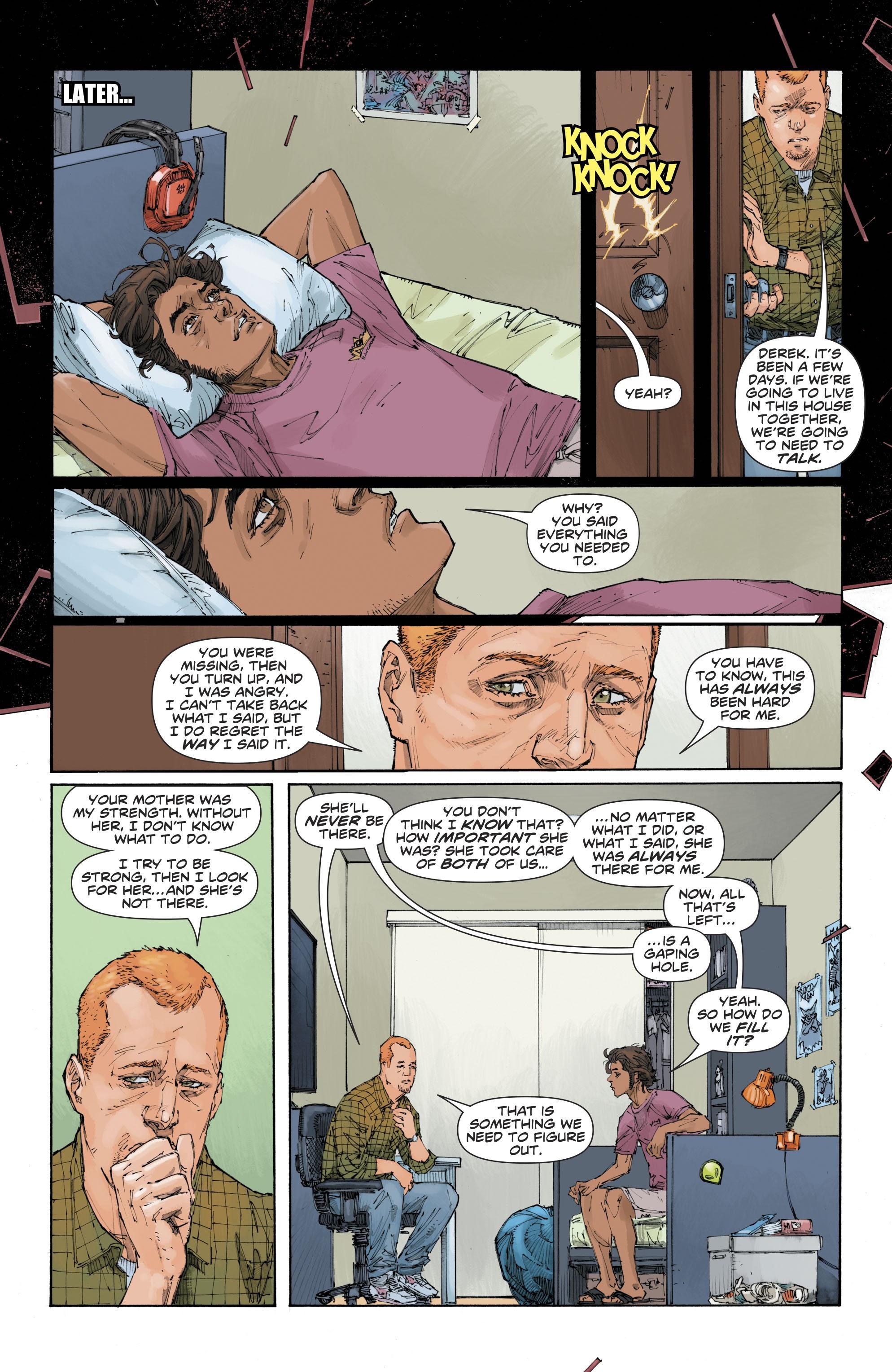 Sideways #12 #13 - English 21