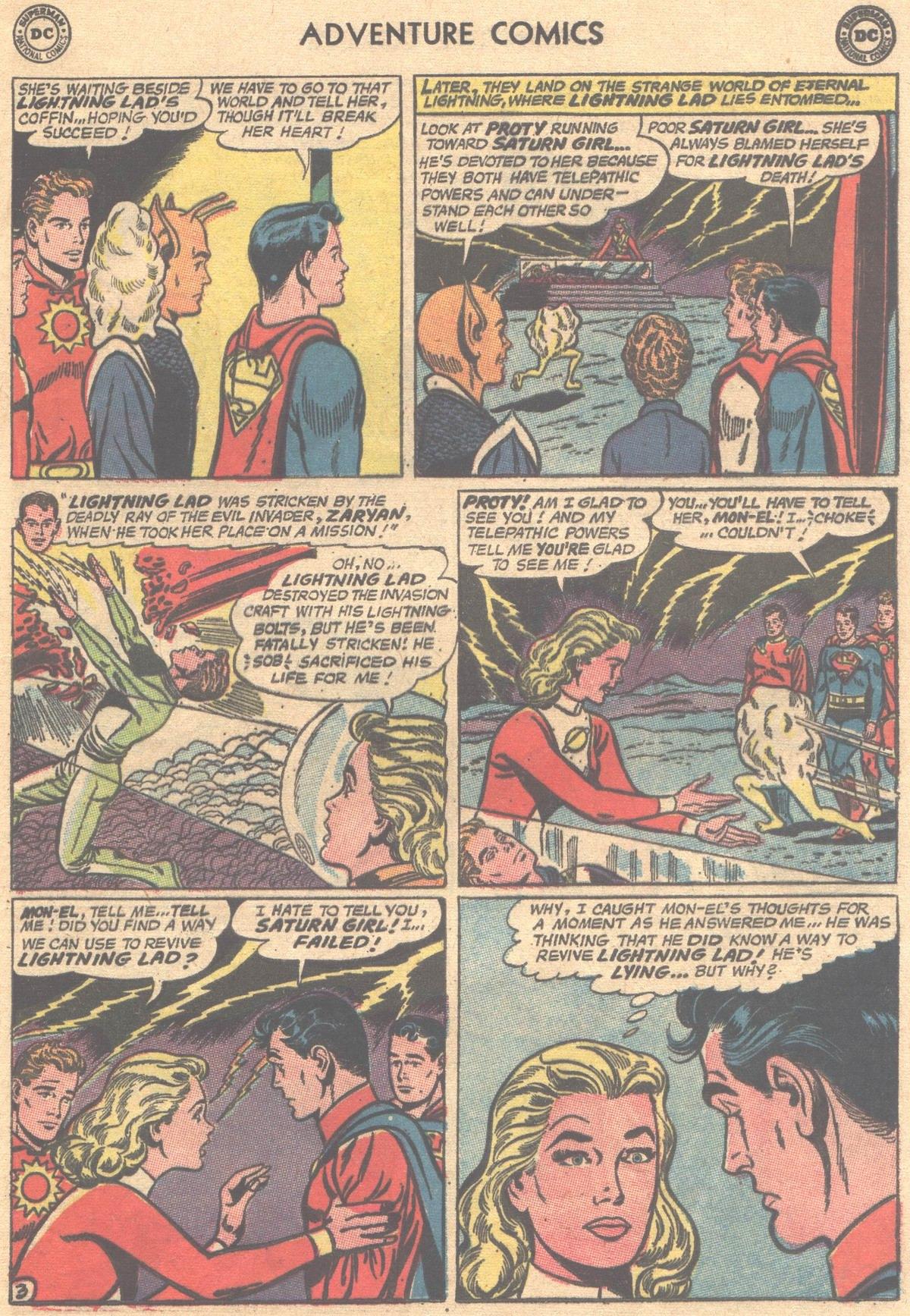Read online Adventure Comics (1938) comic -  Issue #312 - 5