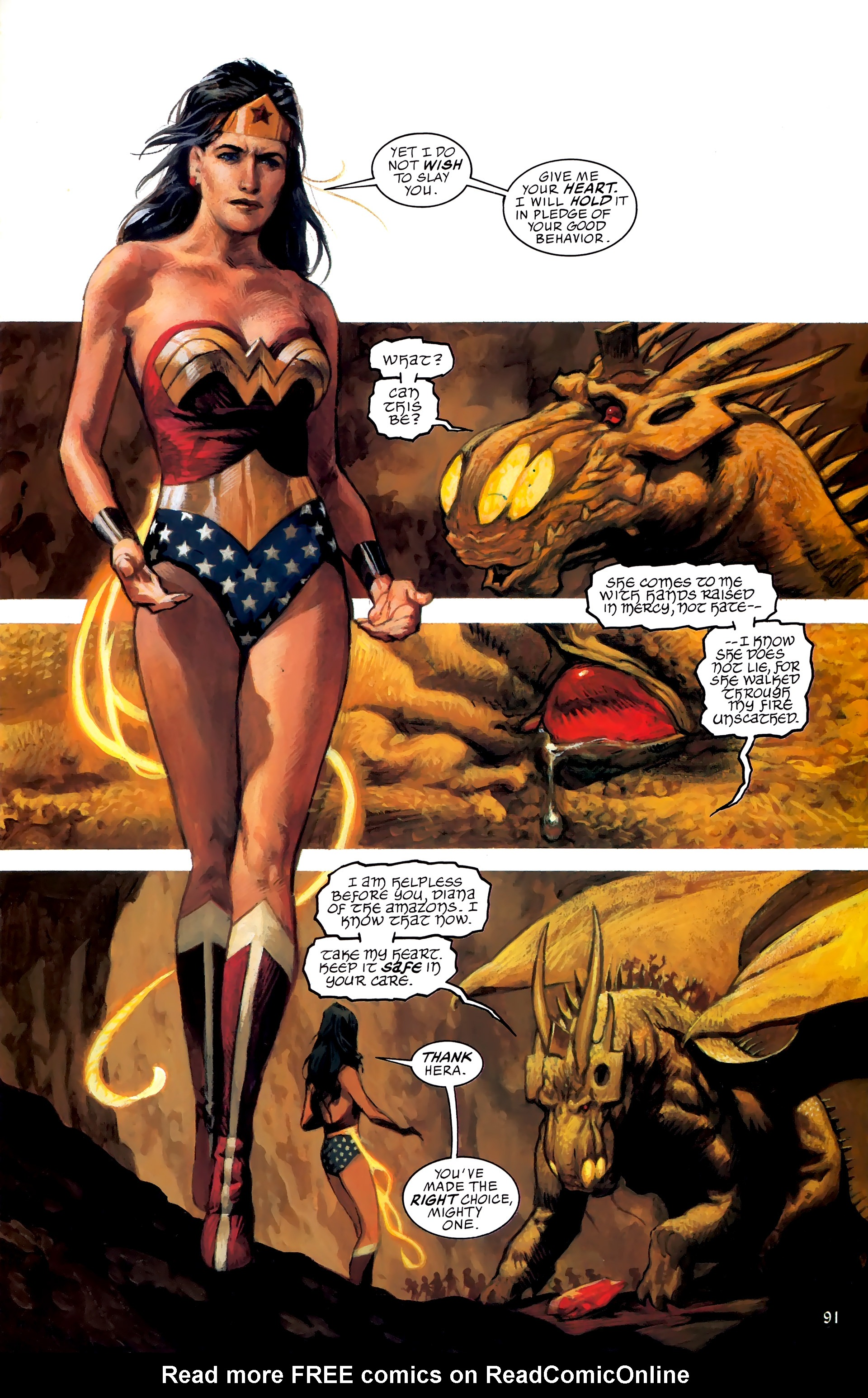 Read online JLA: A League of One comic -  Issue # Full - 97