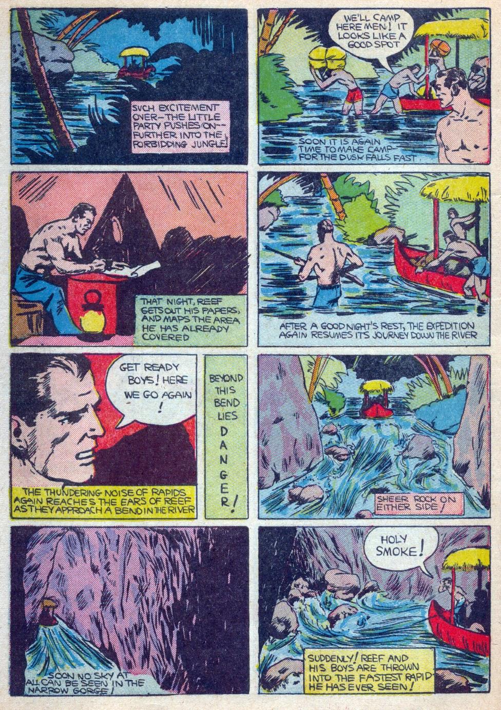 Read online Amazing Man Comics comic -  Issue #15 - 55