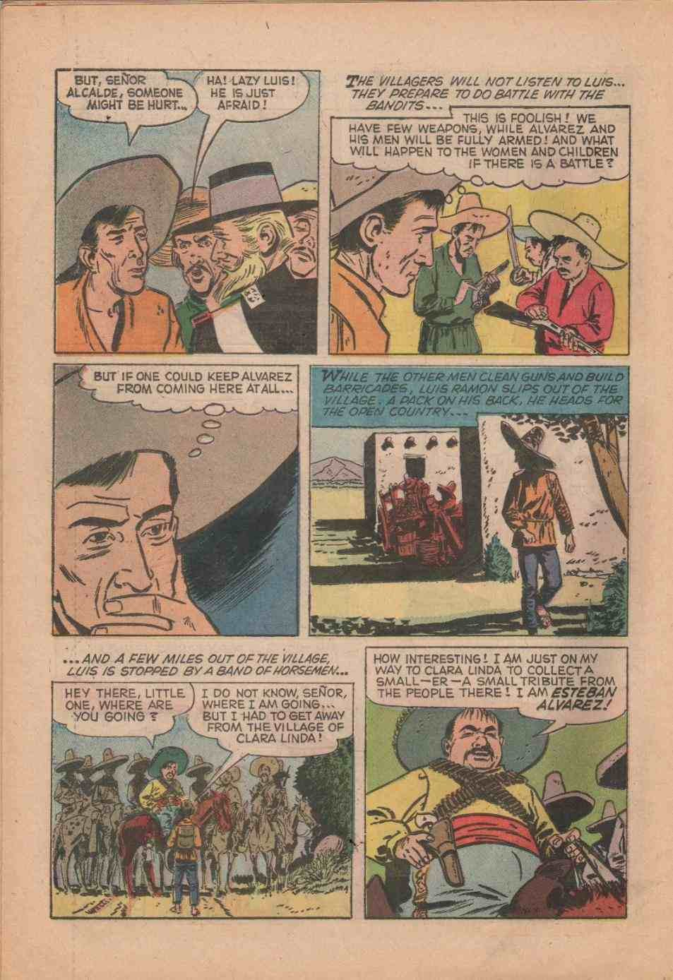 Zorro (1966) issue 6 - Page 22