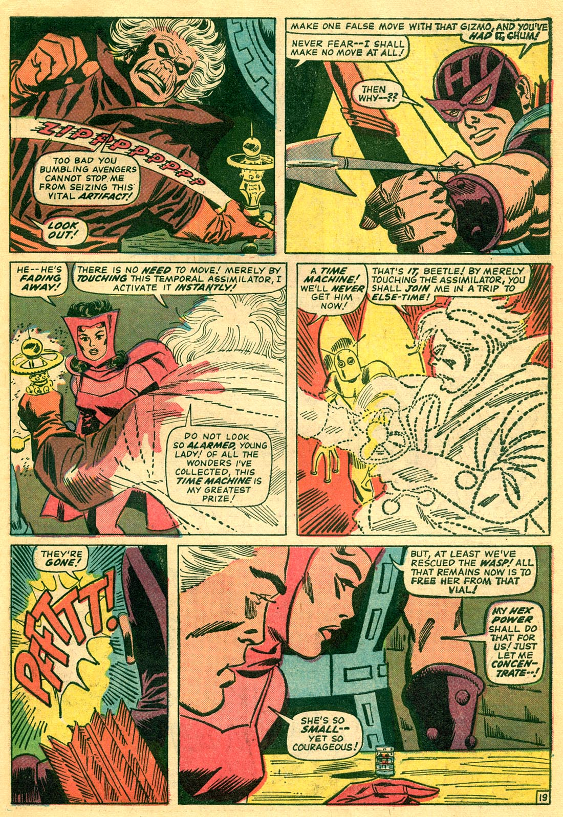 The Avengers (1963) 28 Page 26