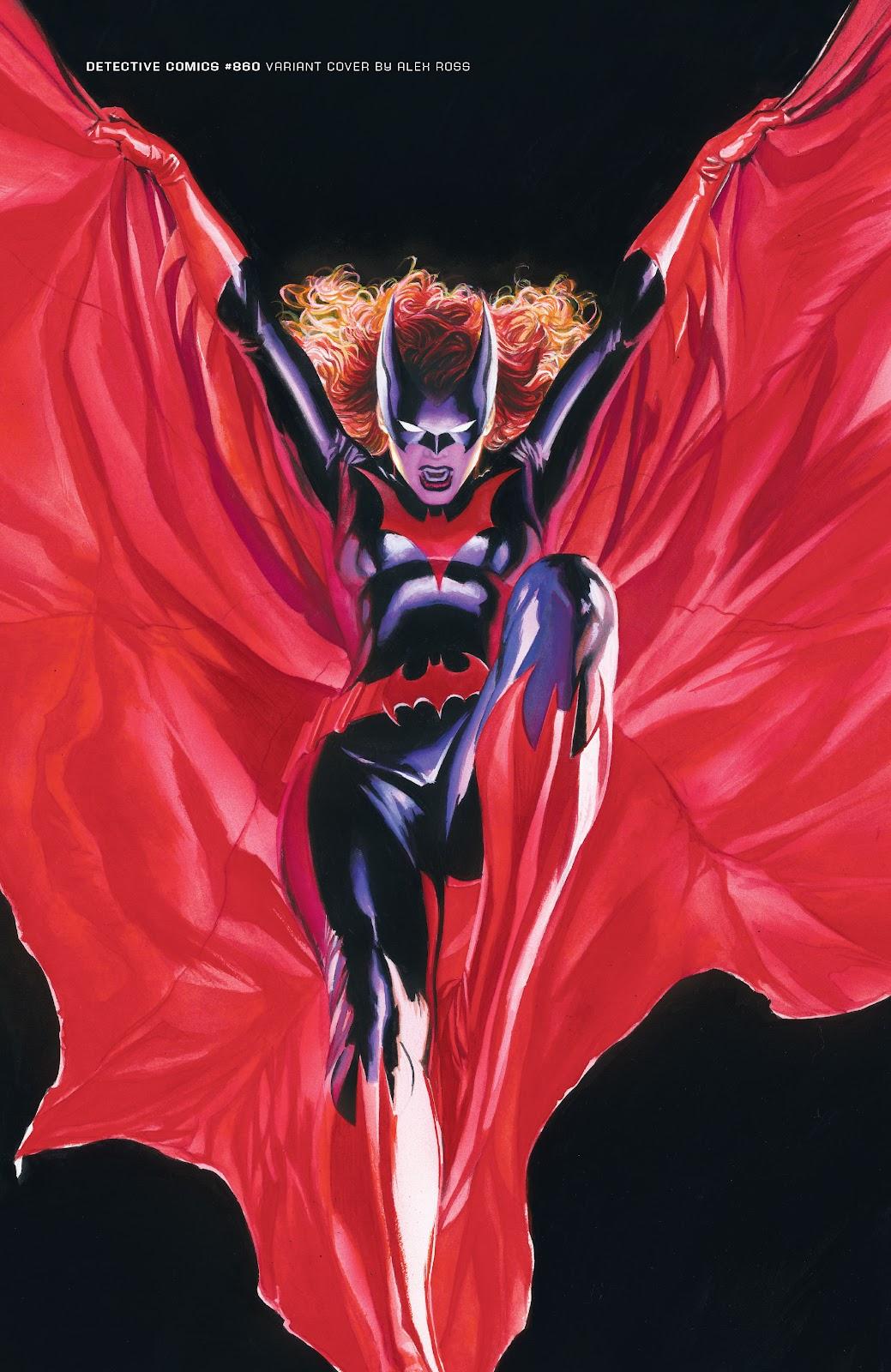 Read online Detective Comics (1937) comic -  Issue # _TPB Batwoman – Elegy (New Edition) (Part 2) - 42