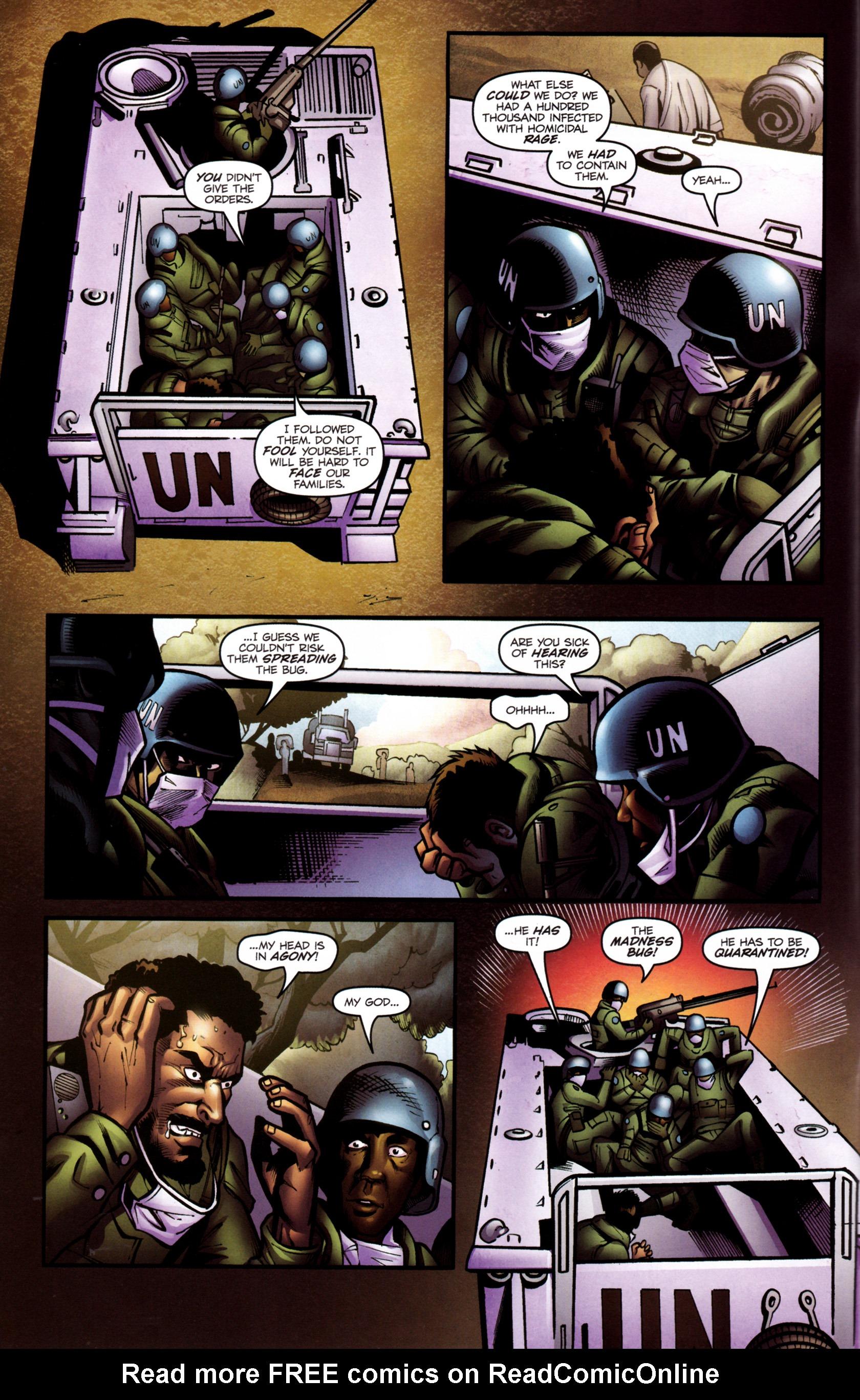 Read online G.I. Joe: Snake Eyes comic -  Issue #6 - 5