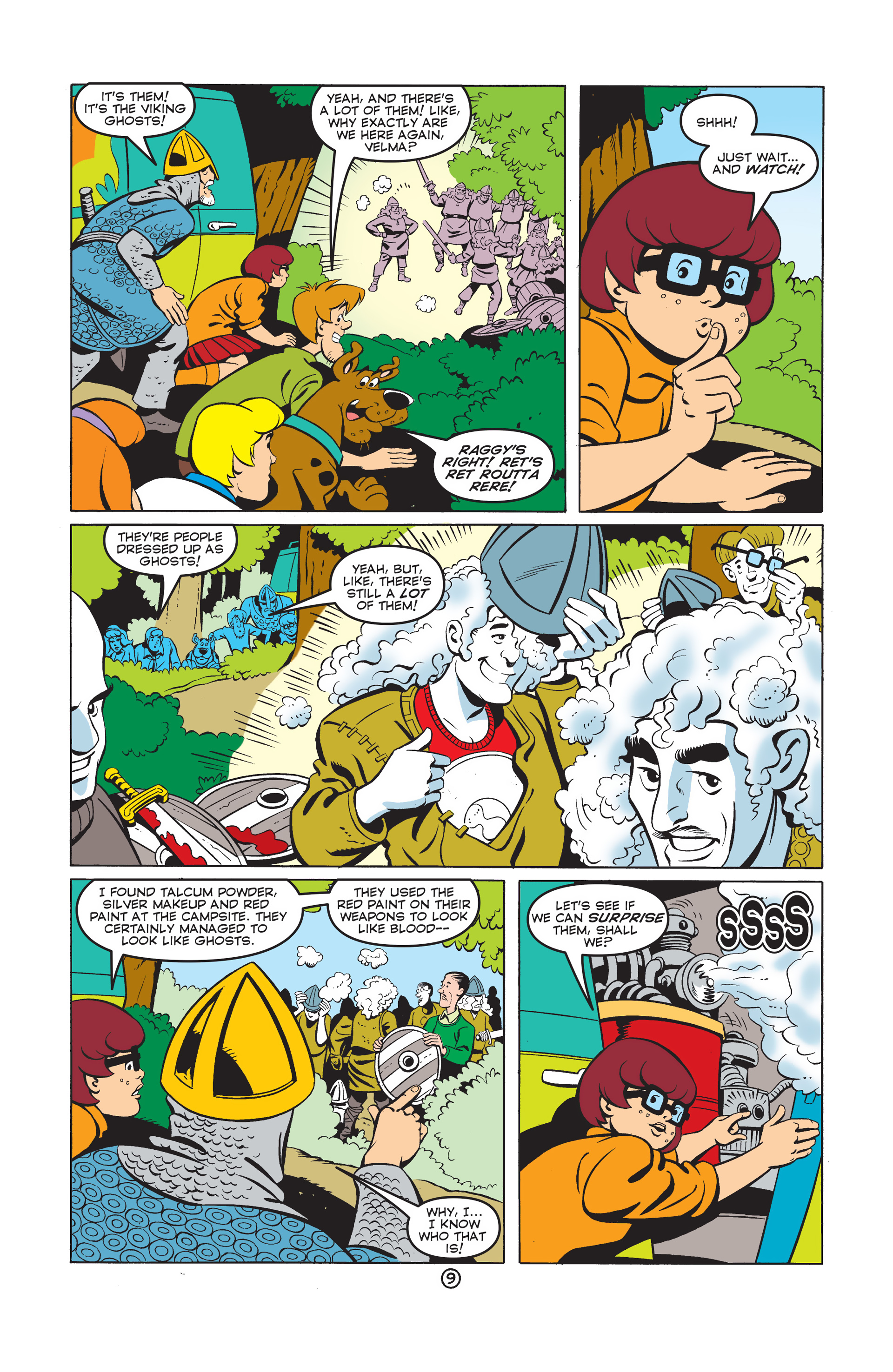 Read online Scooby-Doo (1997) comic -  Issue #48 - 10