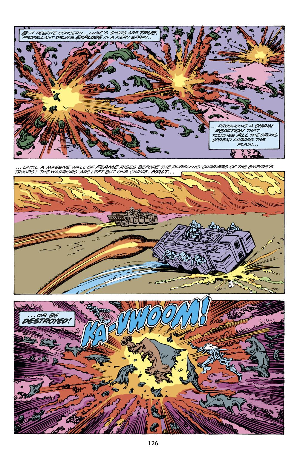 Read online Star Wars Omnibus comic -  Issue # Vol. 14 - 126