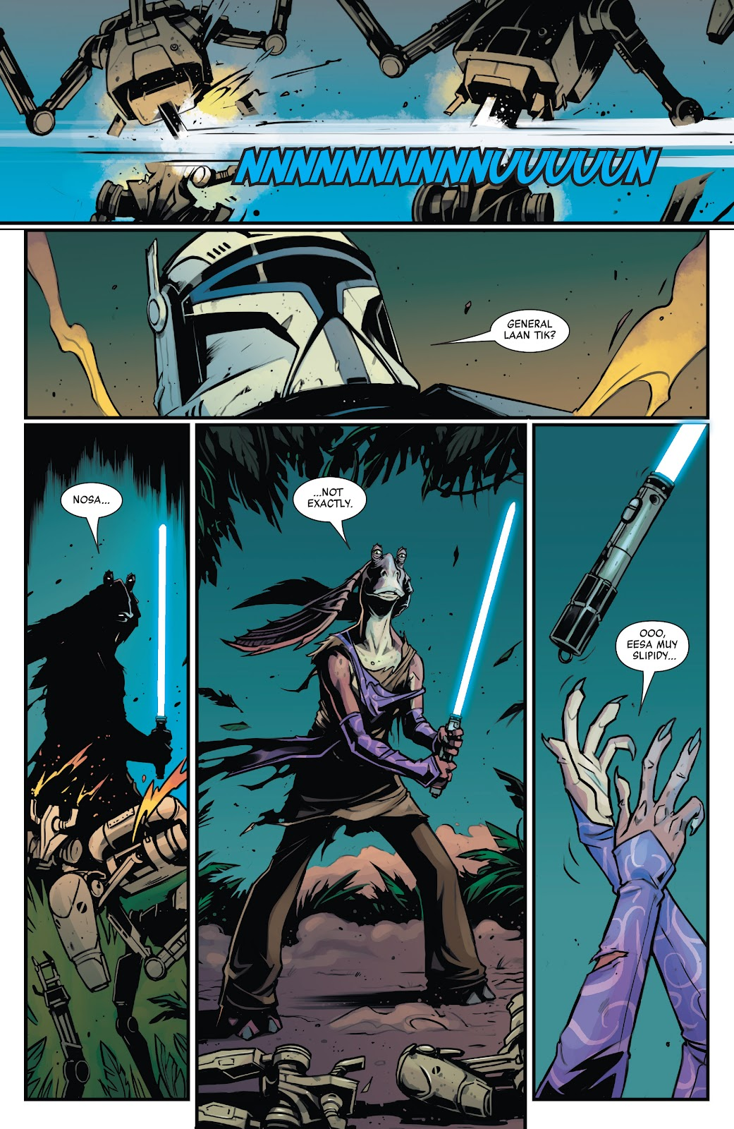 Read online Star Wars: Age of Republic Special comic -  Issue # Full - 29