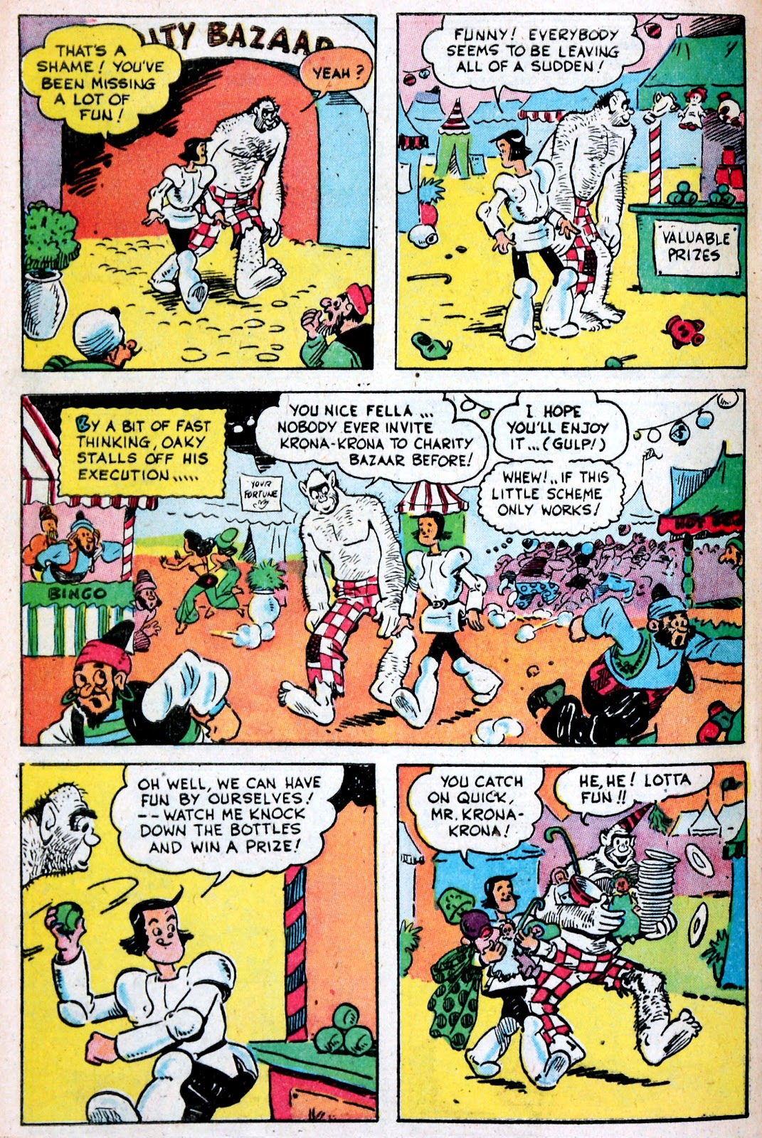 Read online Famous Funnies comic -  Issue #149 - 46