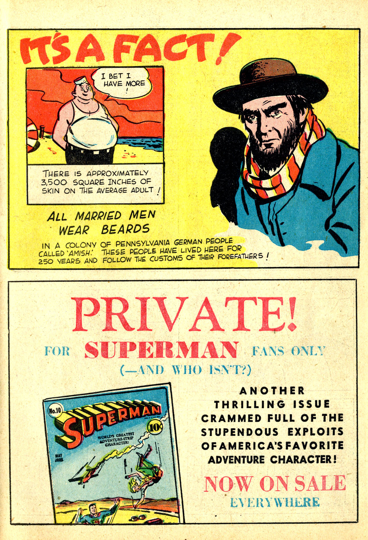 Read online Detective Comics (1937) comic -  Issue #50 - 31