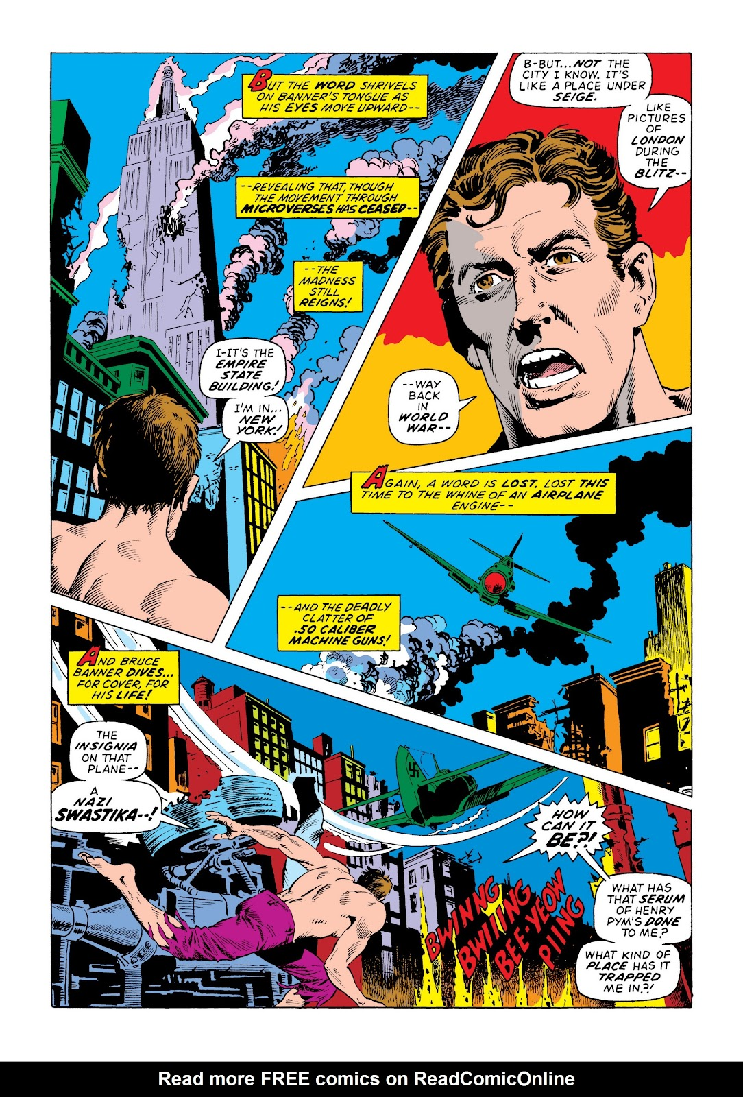 Read online Marvel Masterworks: The Incredible Hulk comic -  Issue # TPB 8 (Part 3) - 43