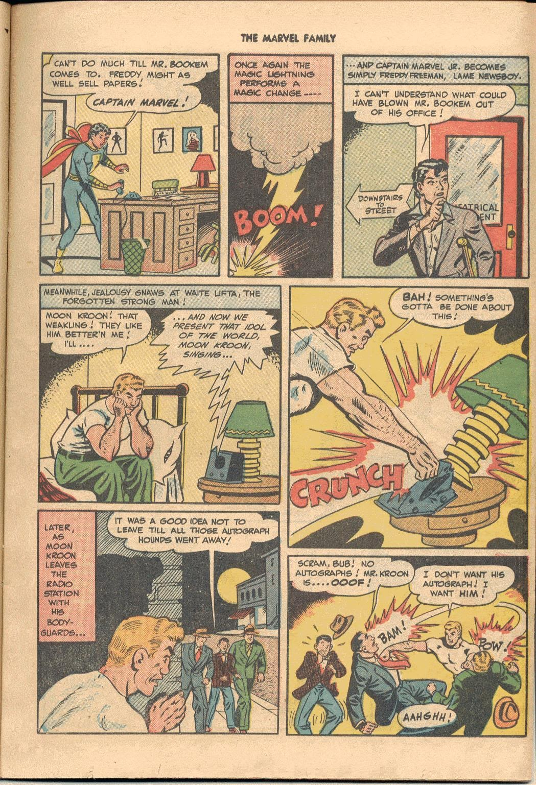 The Marvel Family issue 38 - Page 19