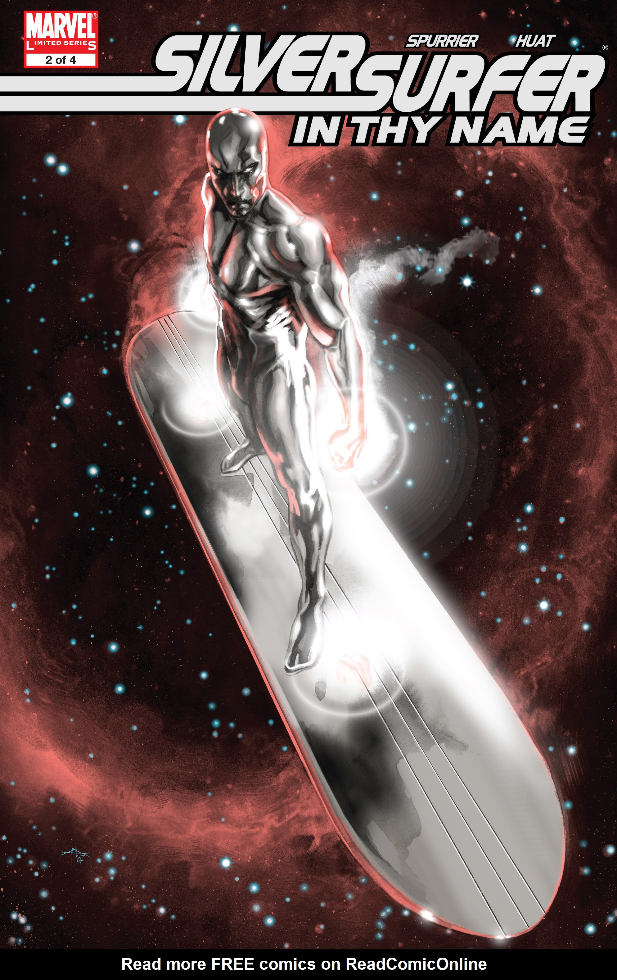 Silver Surfer: In Thy Name issue 2 - Page 1