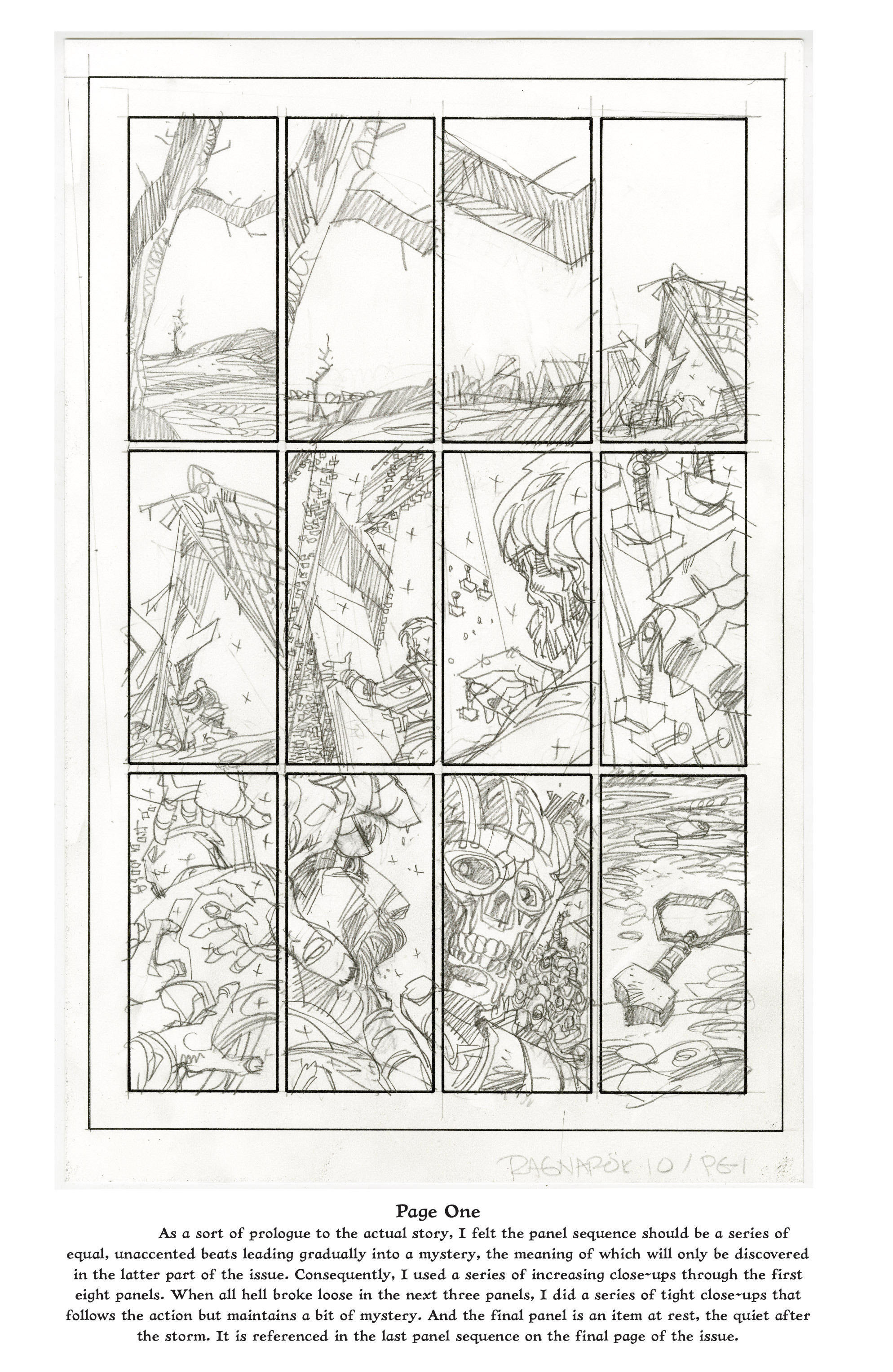 Read online Ragnarok comic -  Issue #10 - 24