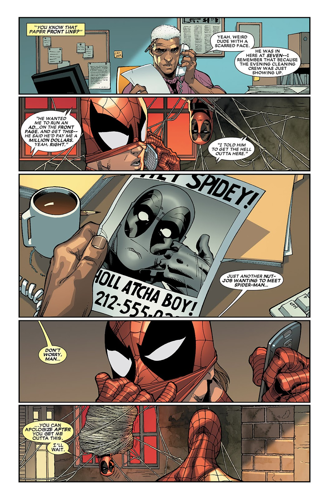 Read online Deadpool (2008) comic -  Issue #19 - 15