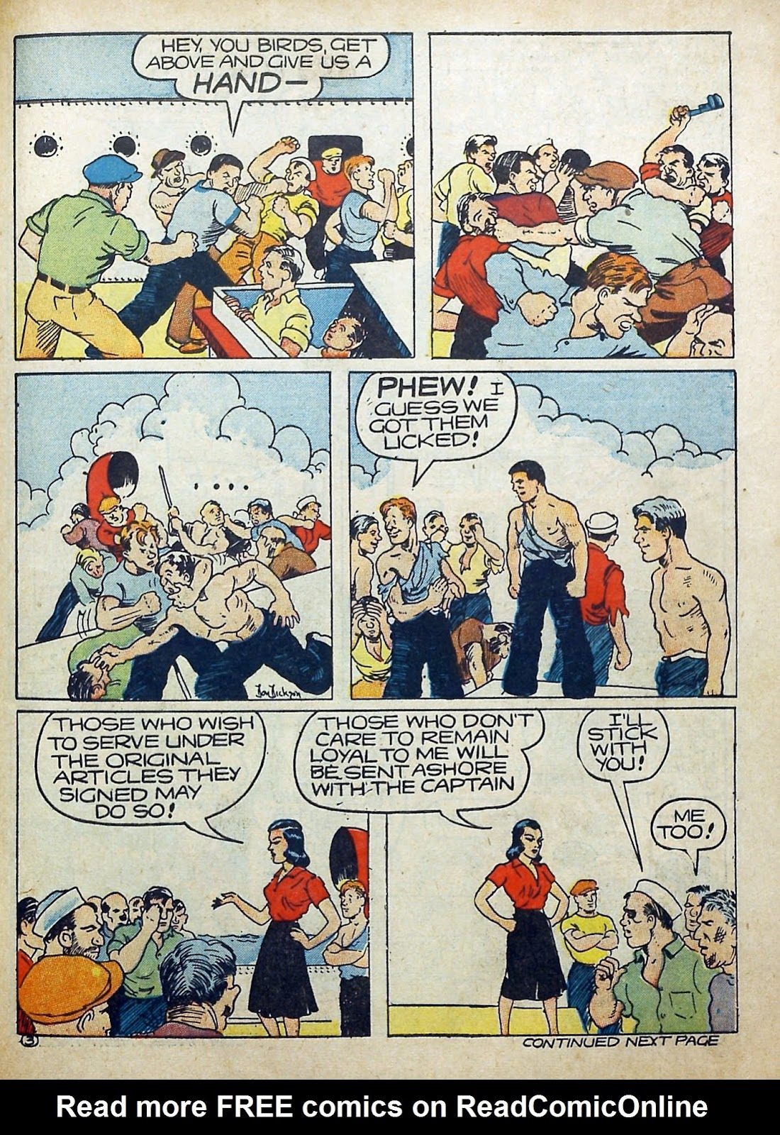 Reglar Fellers Heroic Comics issue 13 - Page 59