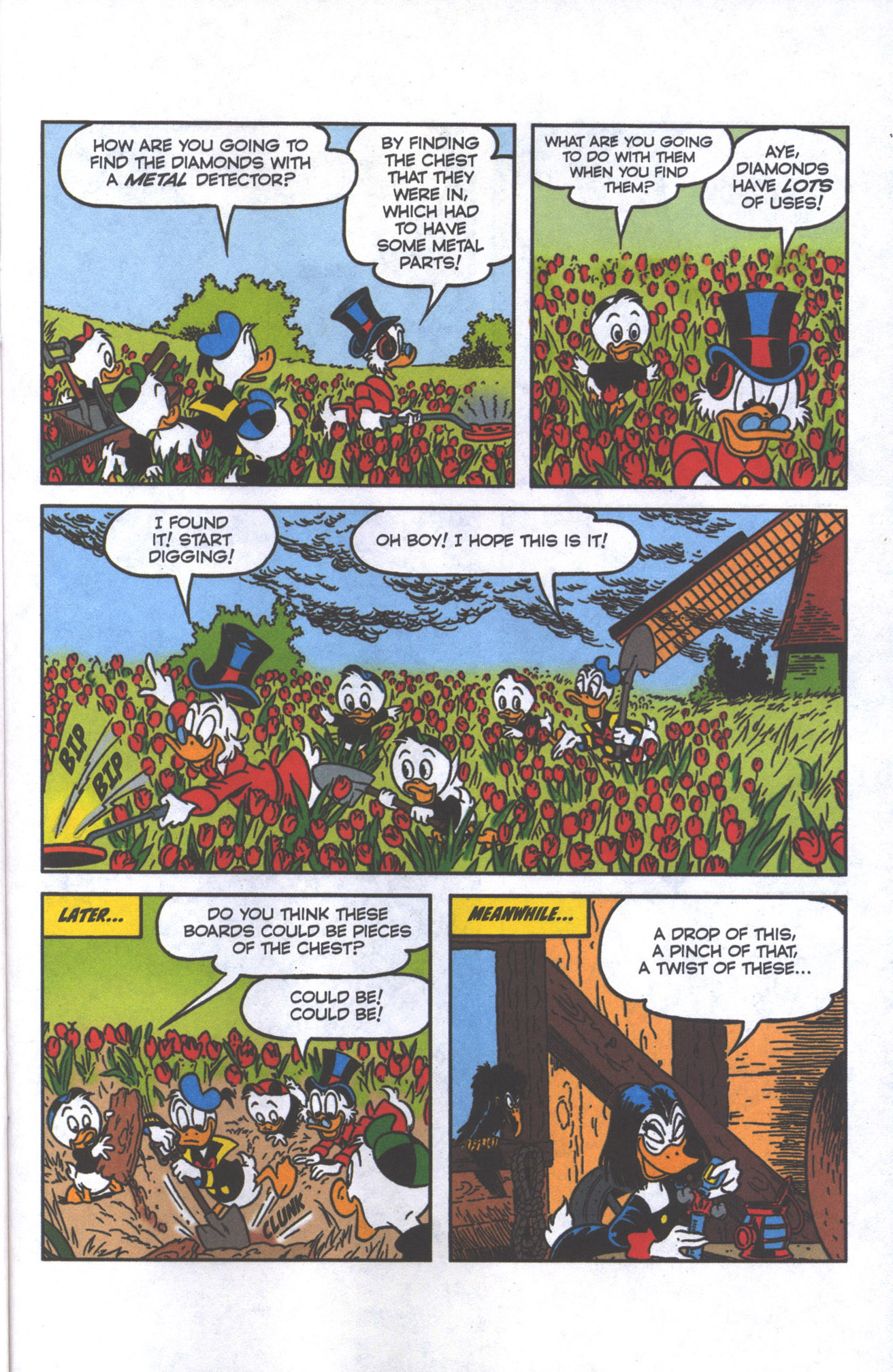 Read online Uncle Scrooge (1953) comic -  Issue #385 - 26