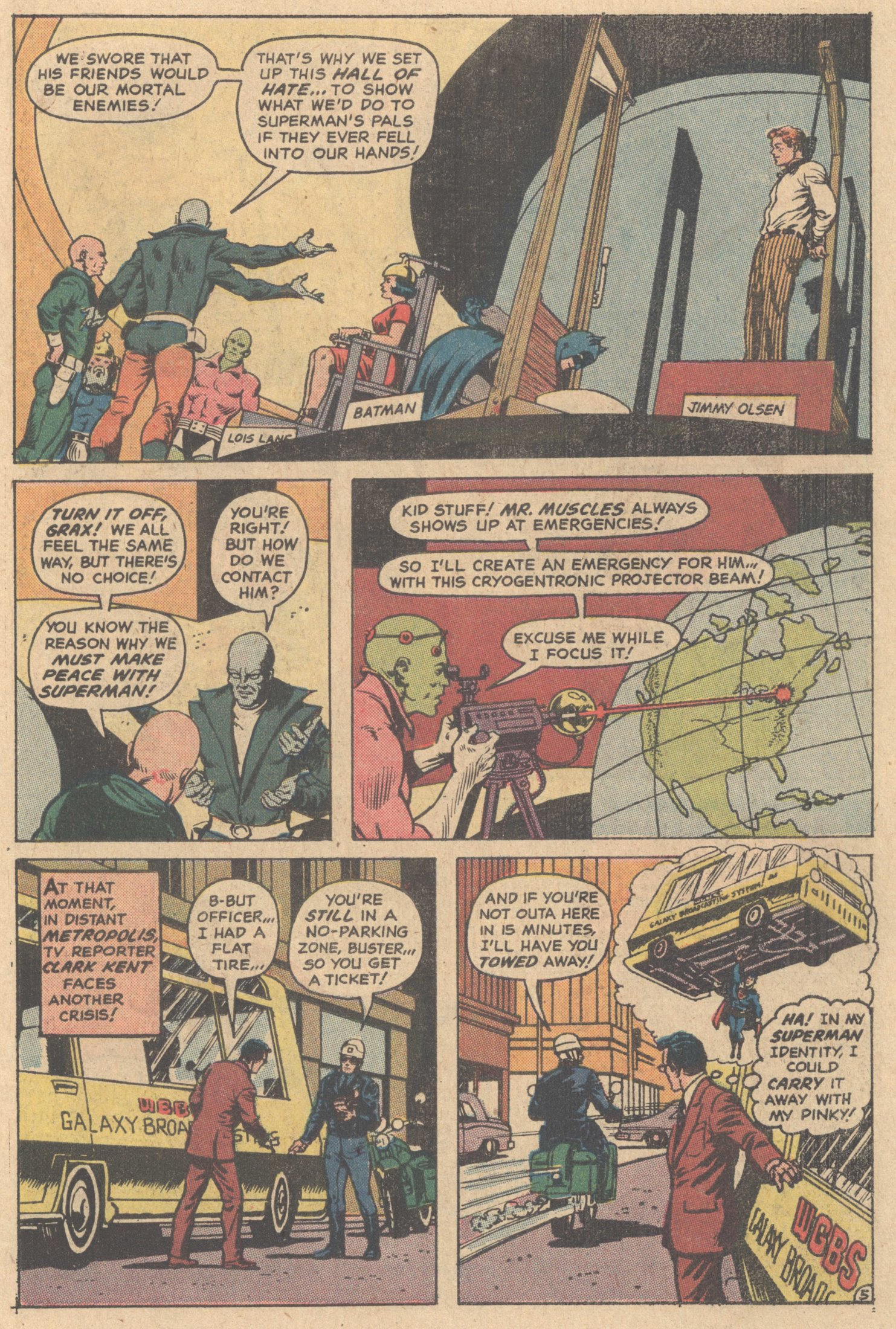 Read online Action Comics (1938) comic -  Issue #417 - 6