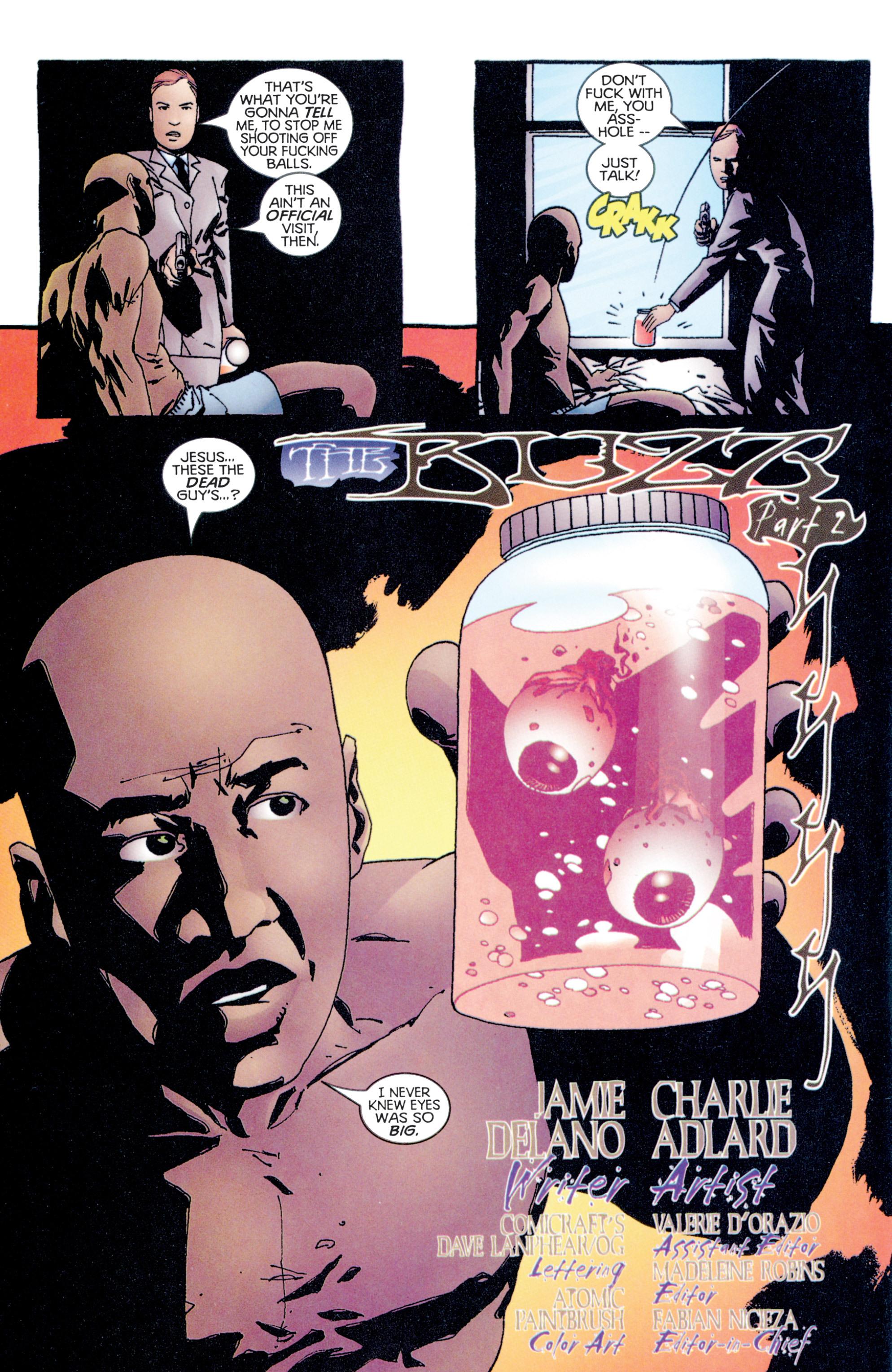 Read online Shadowman (1997) comic -  Issue #10 - 3