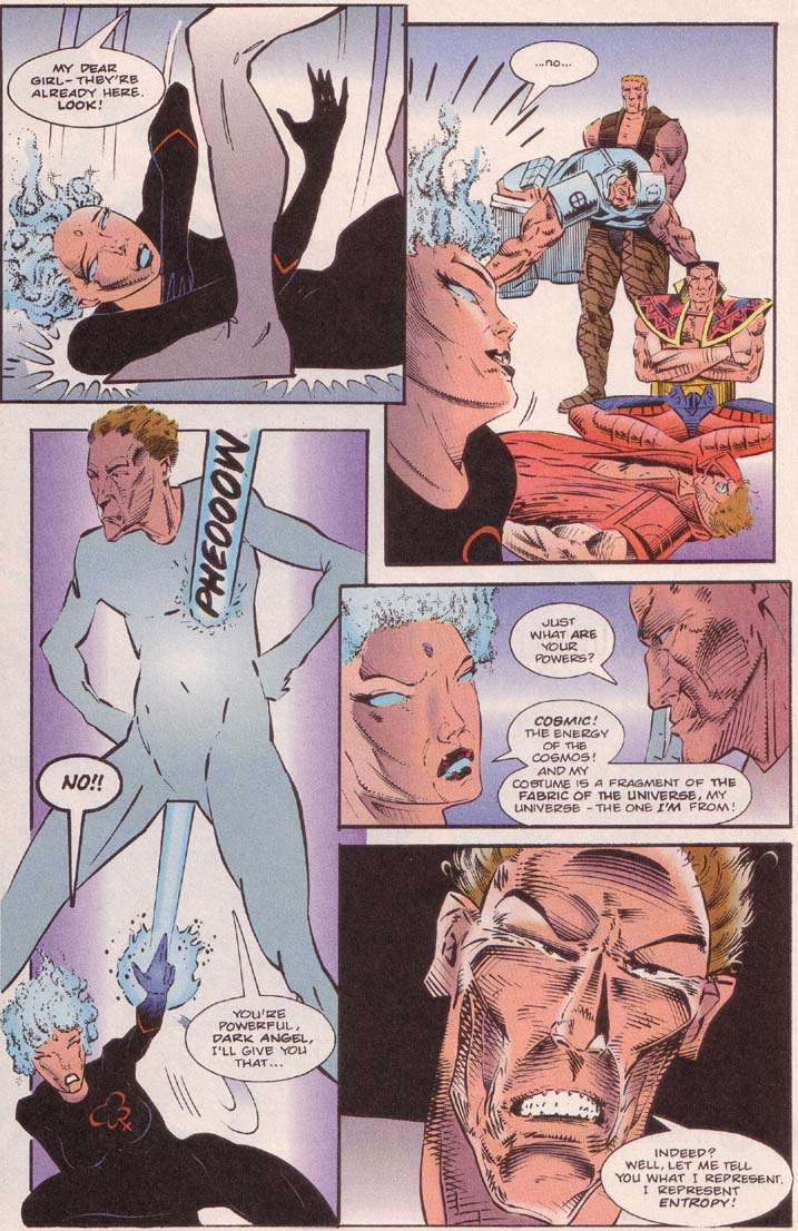 Read online Cyberspace 3000 comic -  Issue #7 - 20