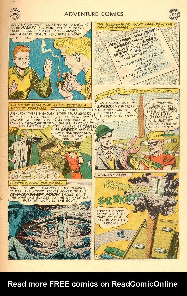 Read online Adventure Comics (1938) comic -  Issue #263 - 18