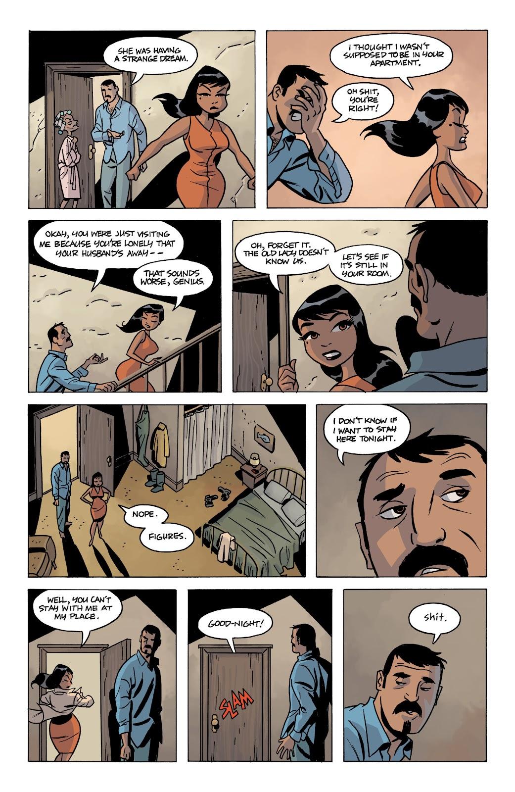 Read online The Twilight Children comic -  Issue #1 - 20