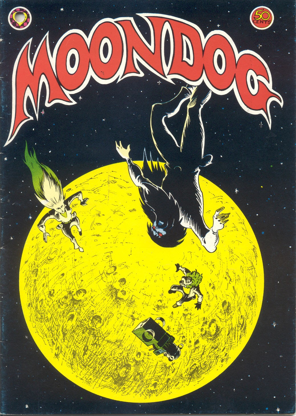Moondog 2 Page 1