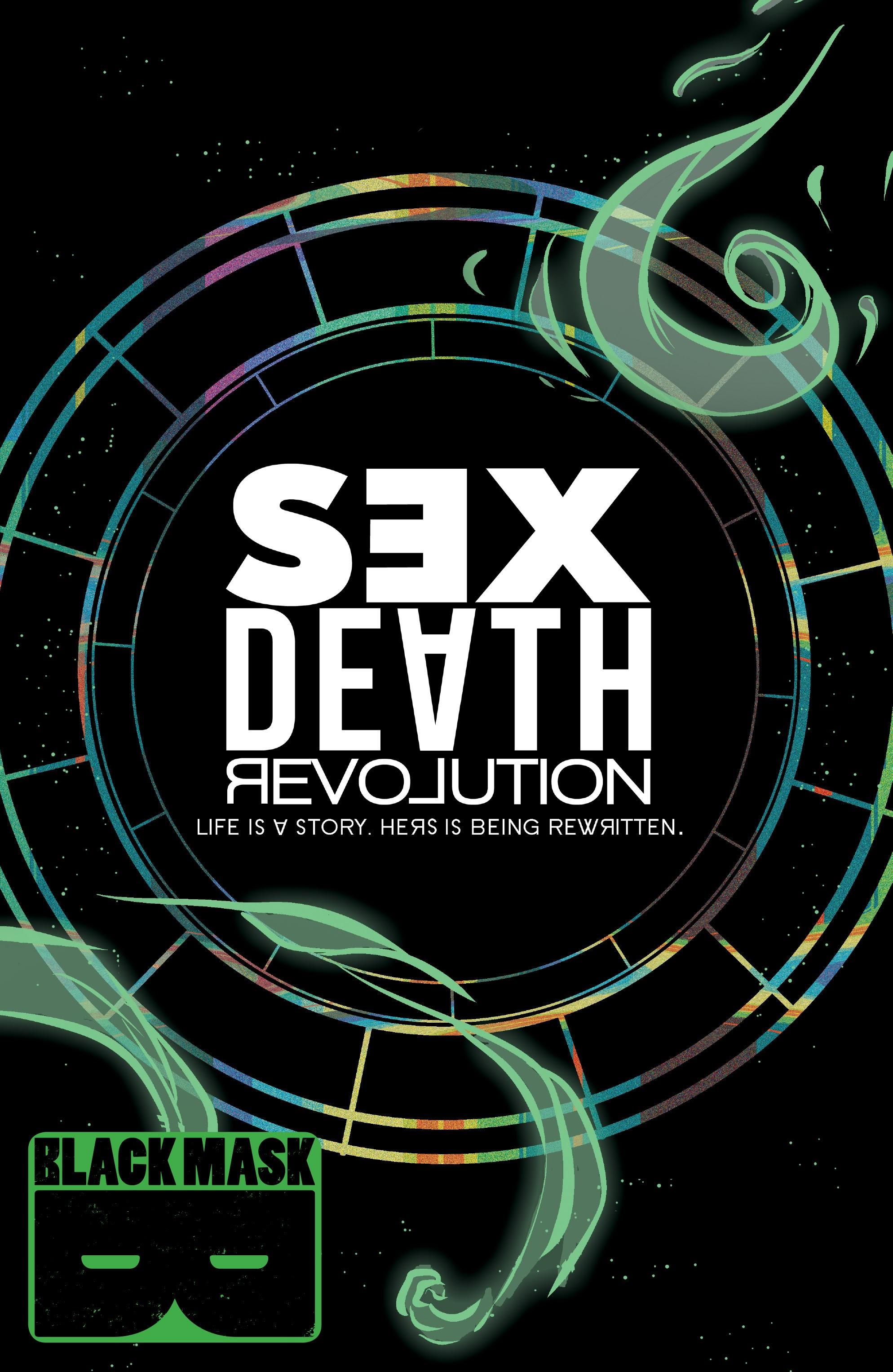 Sex Death Revolution #3 #3 - English 32