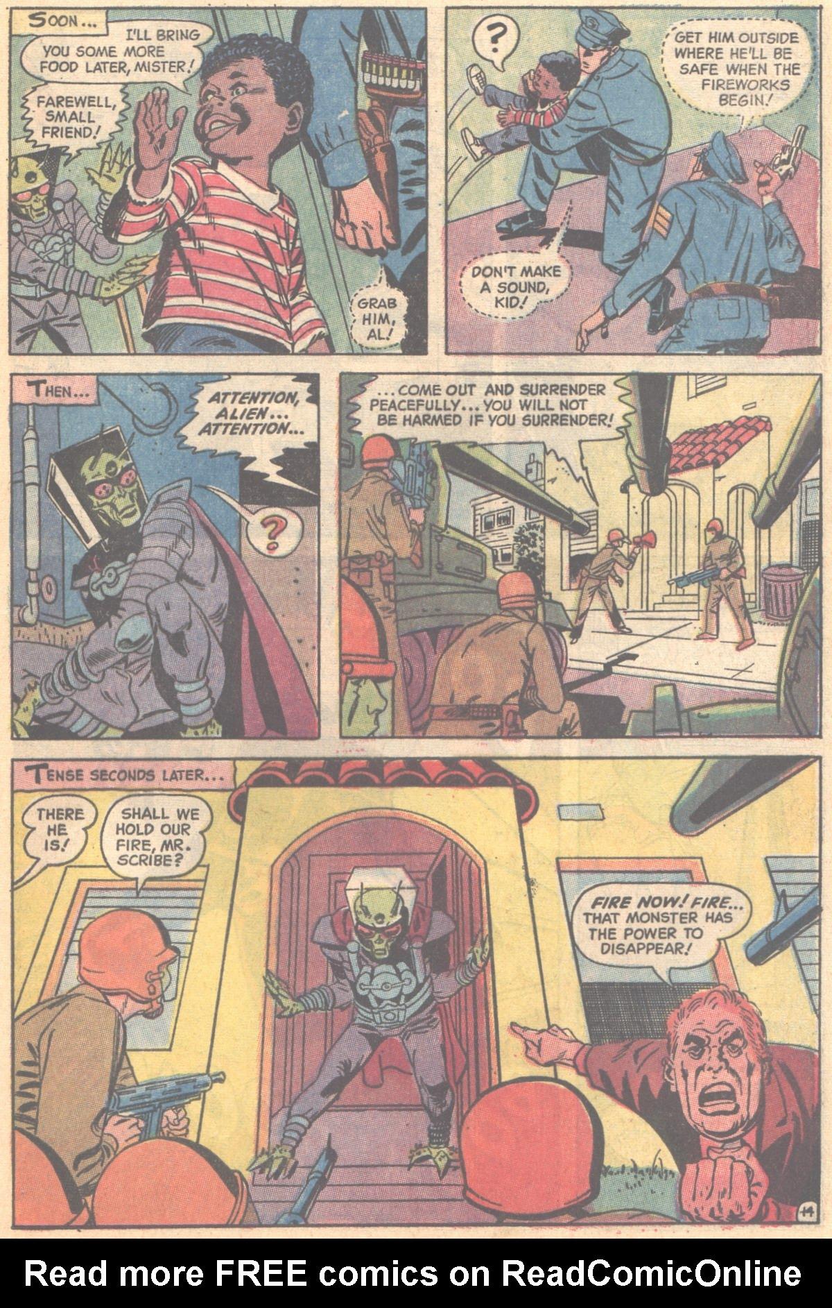 Read online Adventure Comics (1938) comic -  Issue #411 - 17