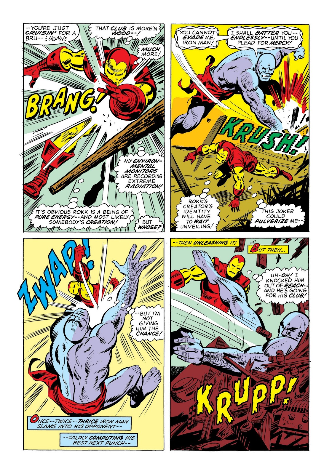 Read online Marvel Masterworks: The Invincible Iron Man comic -  Issue # TPB 9 (Part 3) - 29