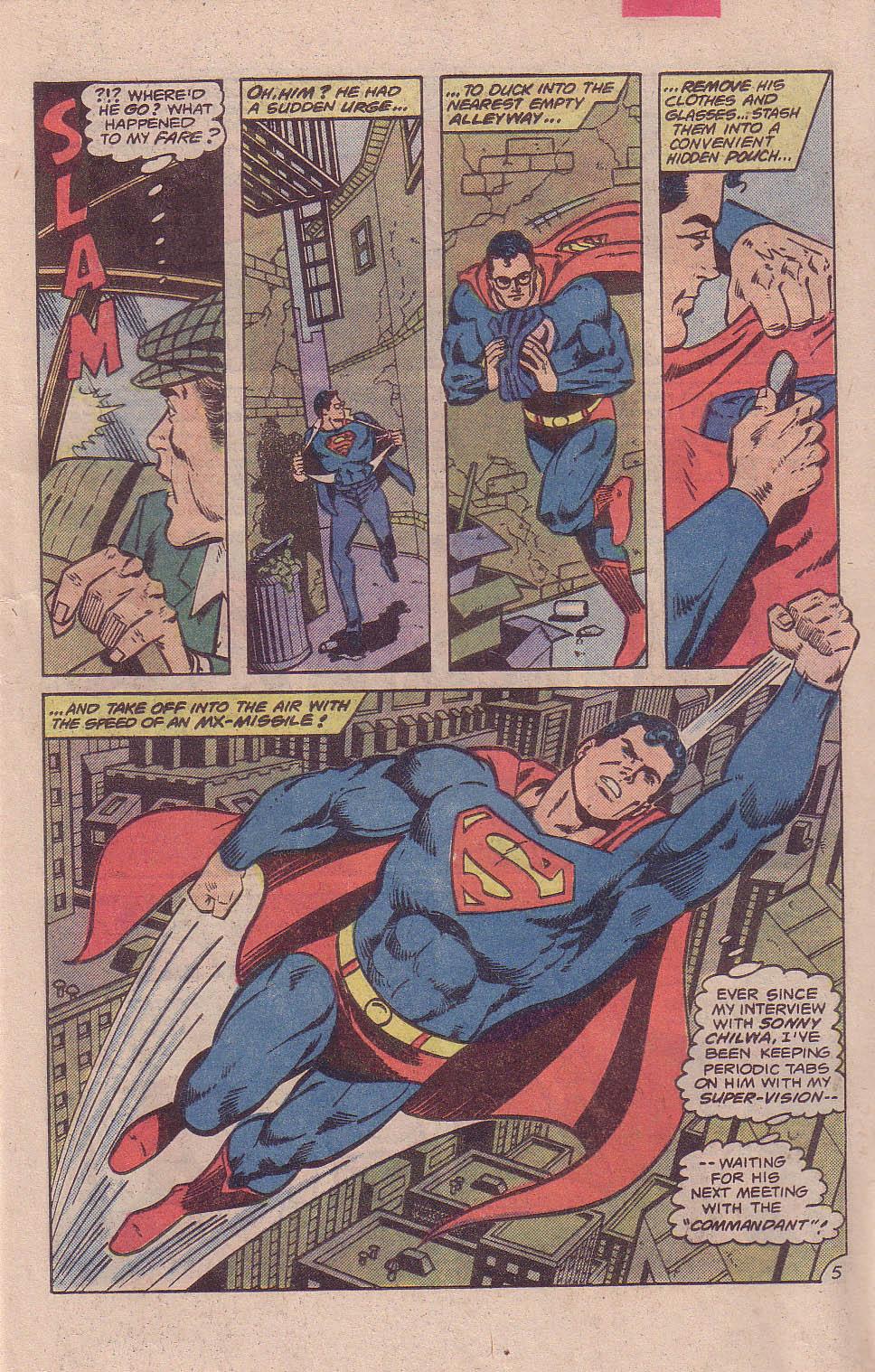 Action Comics (1938) 549 Page 5