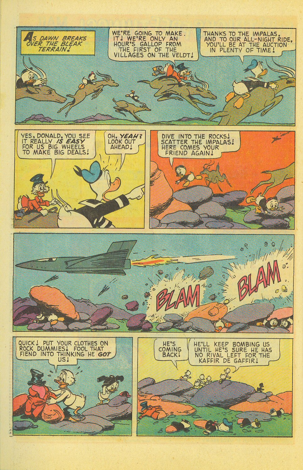 Read online Uncle Scrooge (1953) comic -  Issue #127 - 24