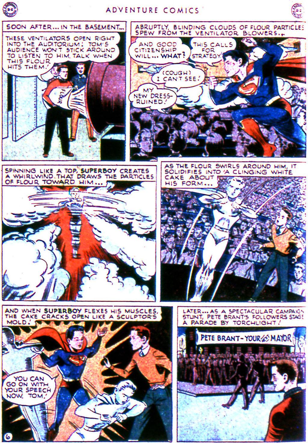 Read online Adventure Comics (1938) comic -  Issue #123 - 8