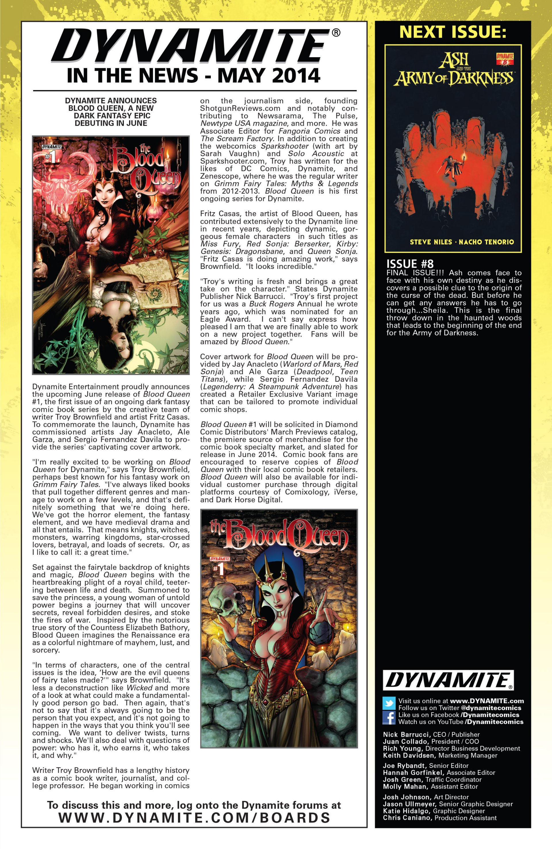 Read online Ash and the Army of Darkness comic -  Issue #7 - 25