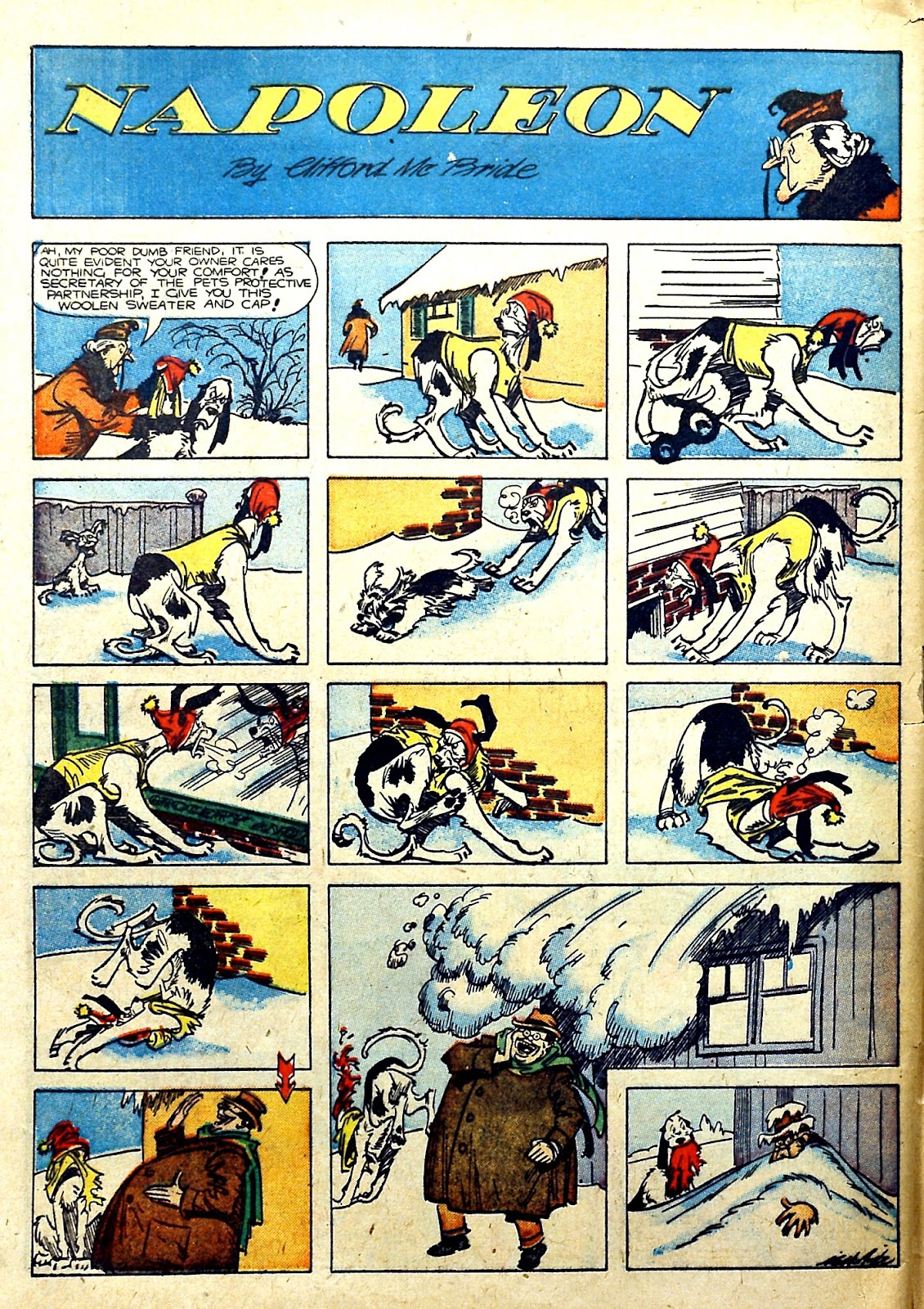 Read online Famous Funnies comic -  Issue #78 - 52