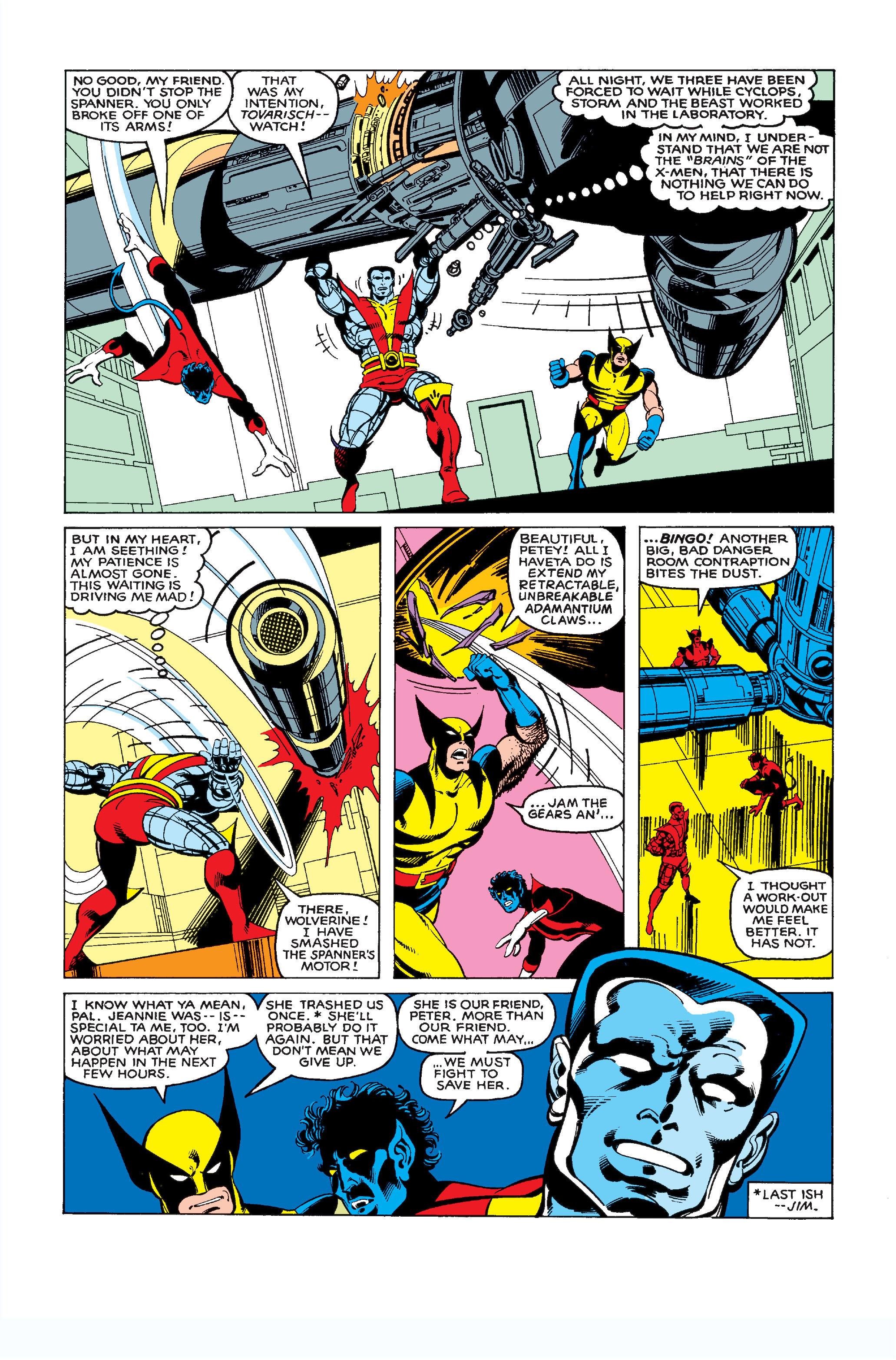 Read online Uncanny X-Men (1963) comic -  Issue #136 - 6