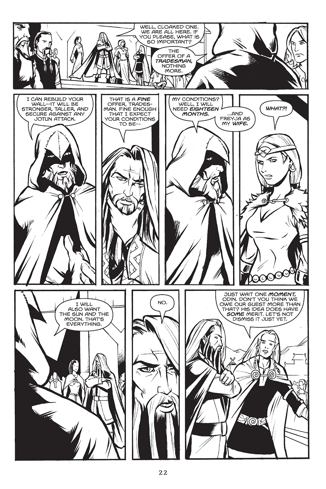 Read online Gods of Asgard comic -  Issue # TPB (Part 1) - 23