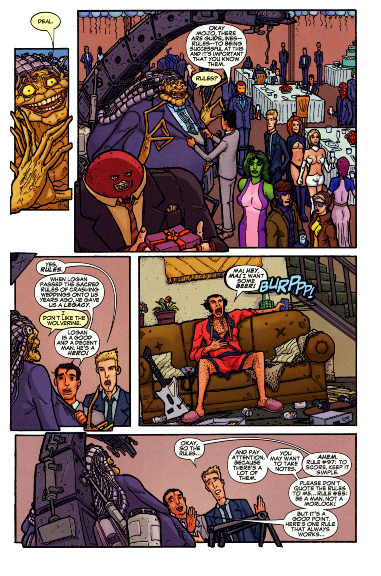 Read online Astonishing Tales (2009) comic -  Issue #4 - 29