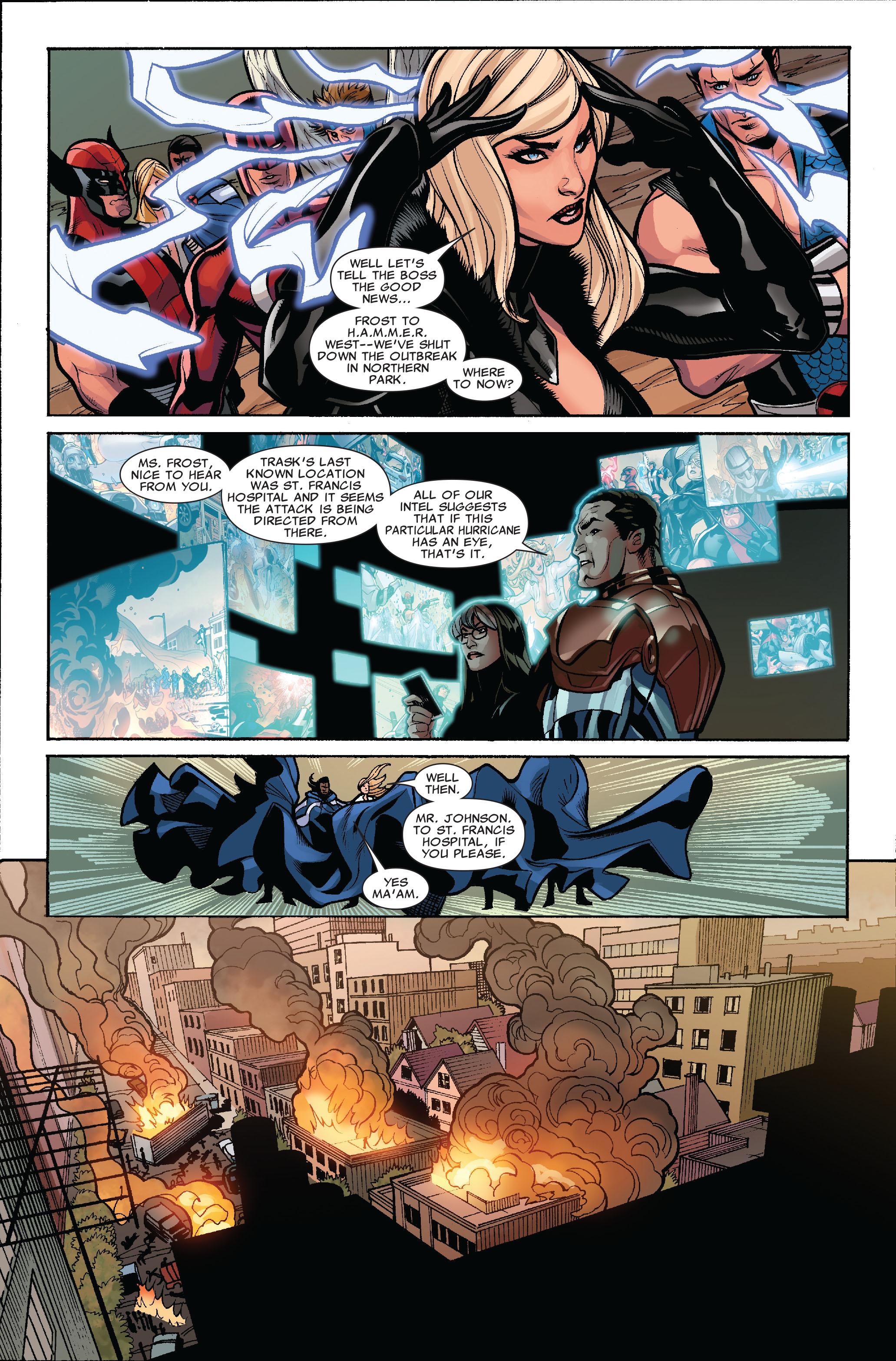 Read online Uncanny X-Men (1963) comic -  Issue #514 - 21