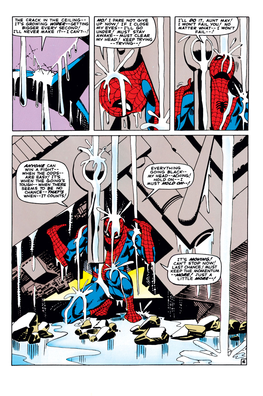 The Amazing Spider-Man (1963) 33 Page 4