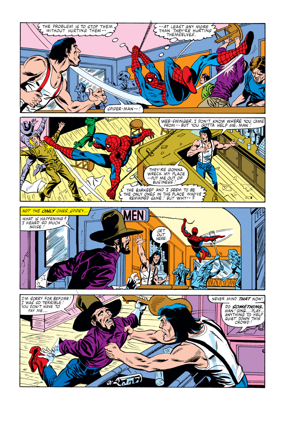 The Amazing Spider-Man (1963) 221 Page 11