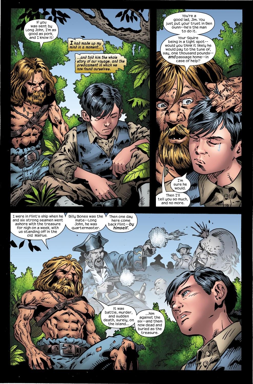 Read online Treasure Island comic -  Issue #3 - 14