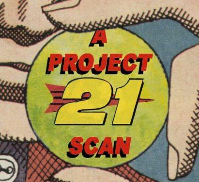 Read online TV Century 21 (TV 21) comic -  Issue #240 - 21