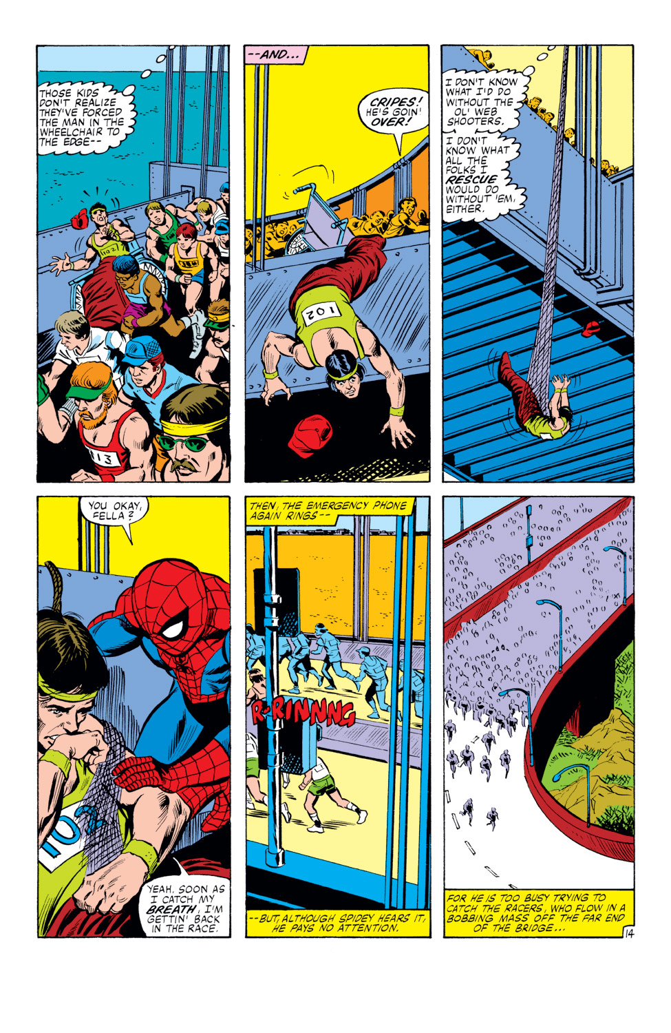 The Amazing Spider-Man (1963) 216 Page 14