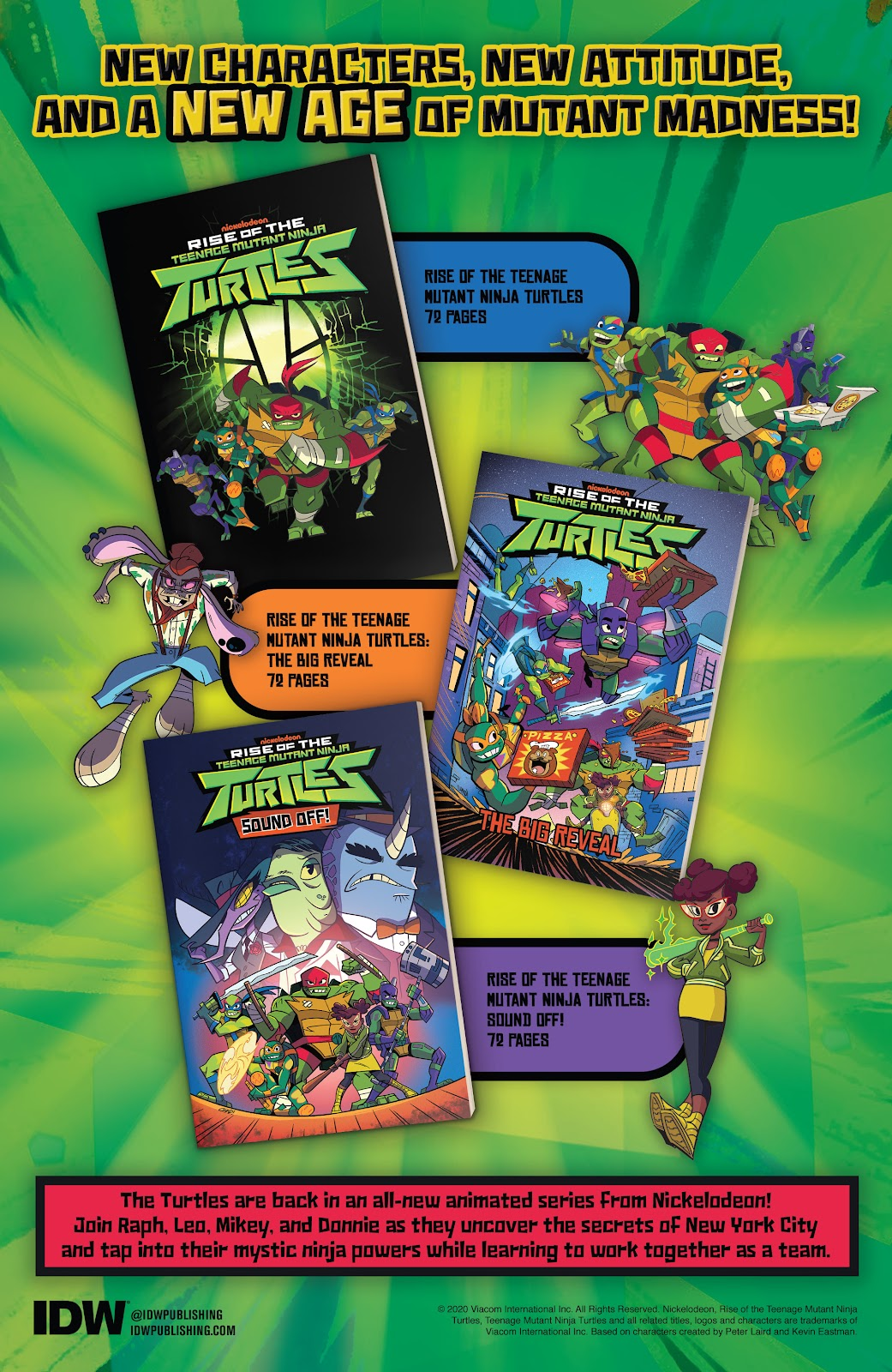 Read online Teenage Mutant Ninja Turtles (2011) comic -  Issue #105 - 26